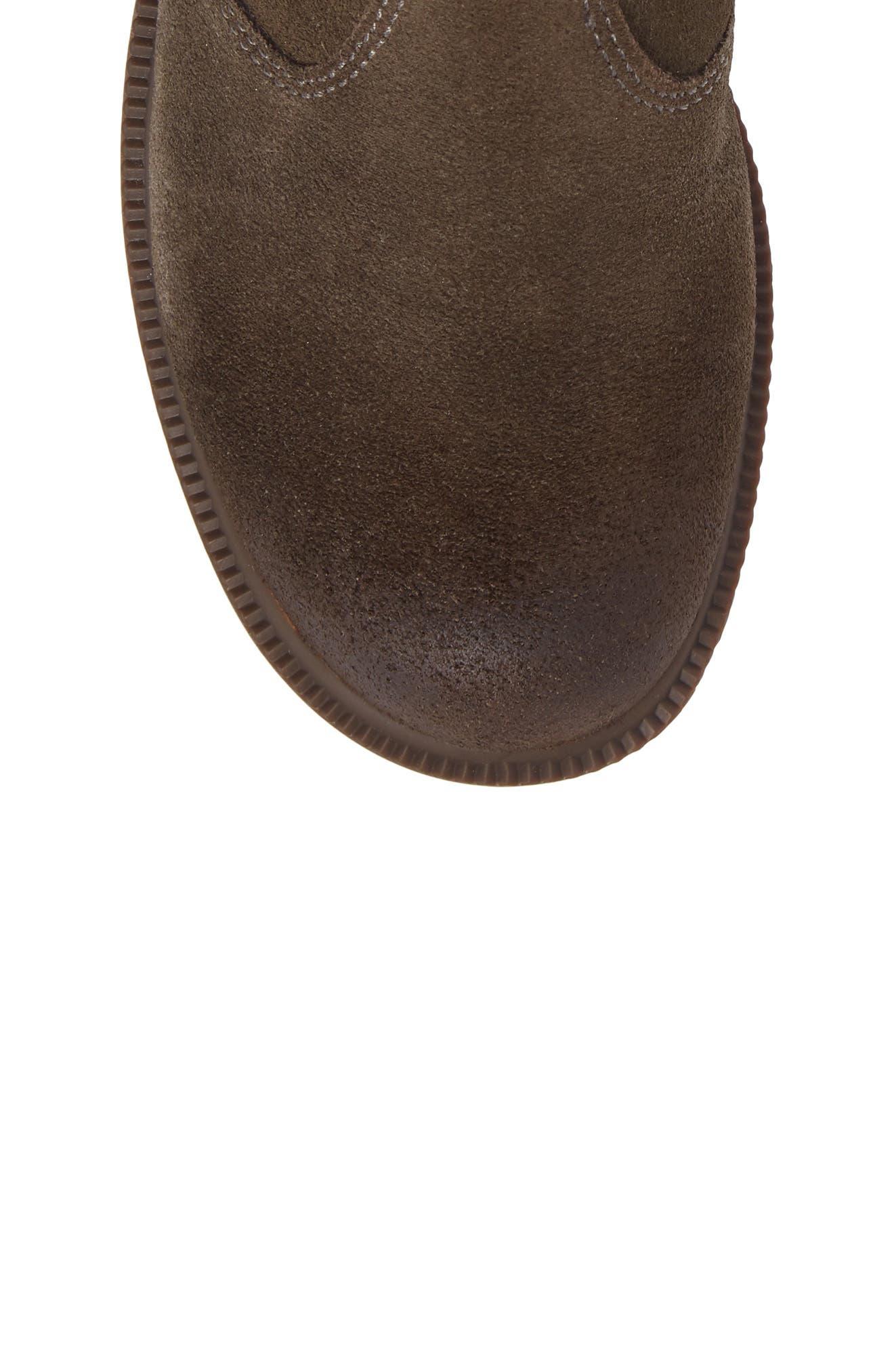 Bria Waterproof Chelsea Boot,                             Alternate thumbnail 14, color,