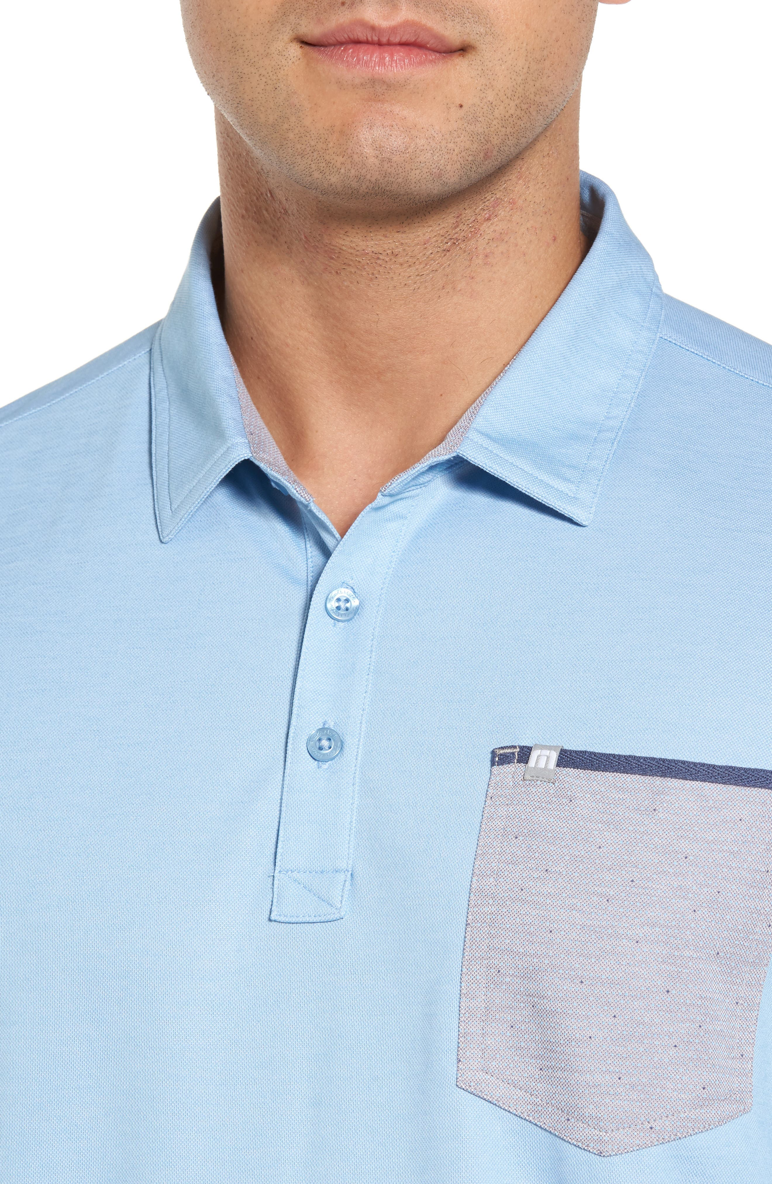 Freeburg Pocket Polo,                             Alternate thumbnail 4, color,                             400