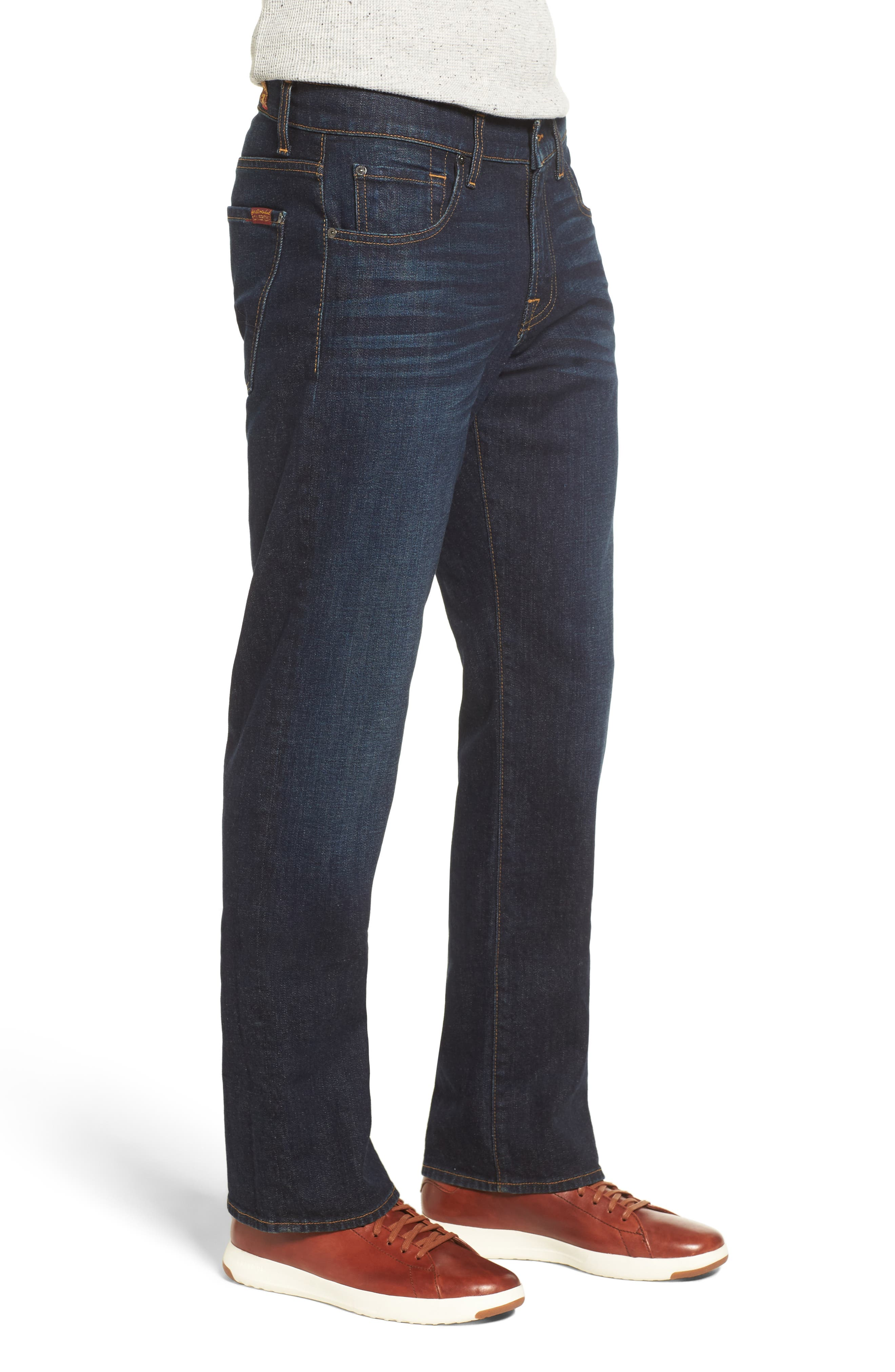 Austyn Relaxed Fit Jeans,                             Alternate thumbnail 3, color,                             402
