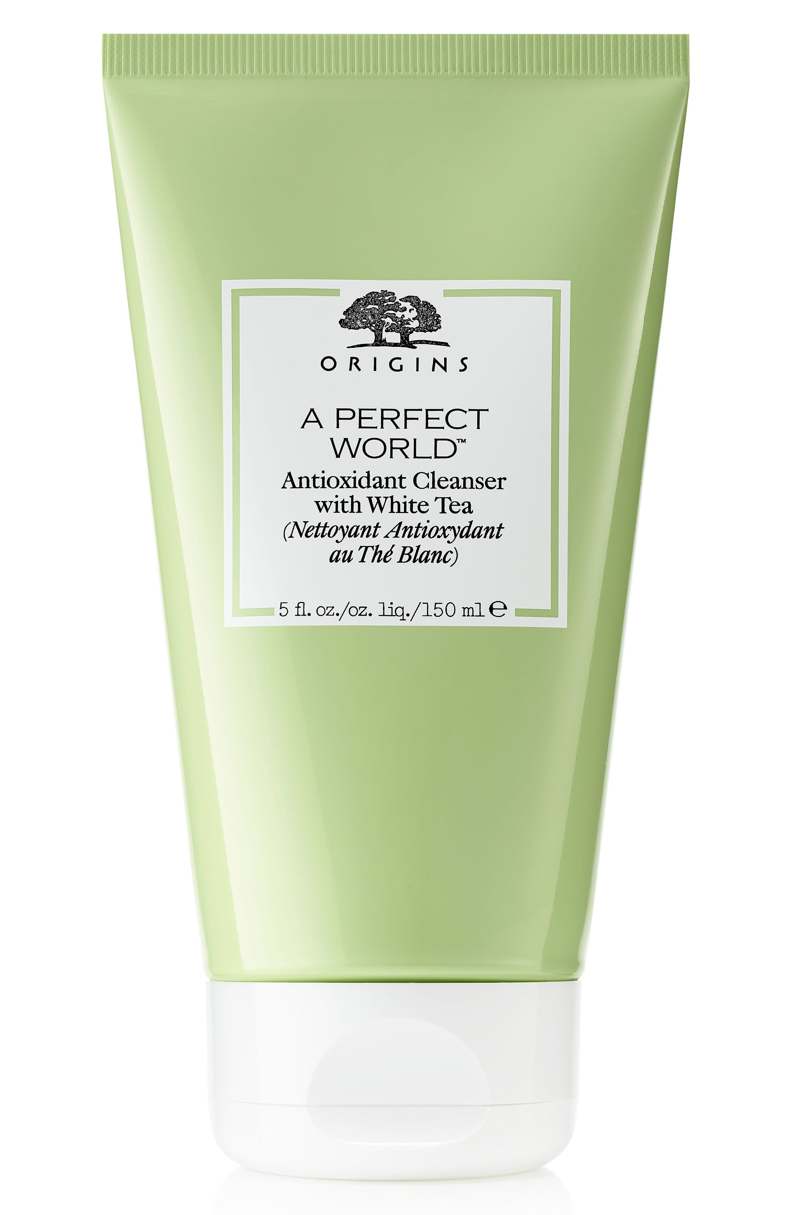 A Perfect World<sup>™</sup> Antioxidant Cleanser with White Tea,                         Main,                         color, 000