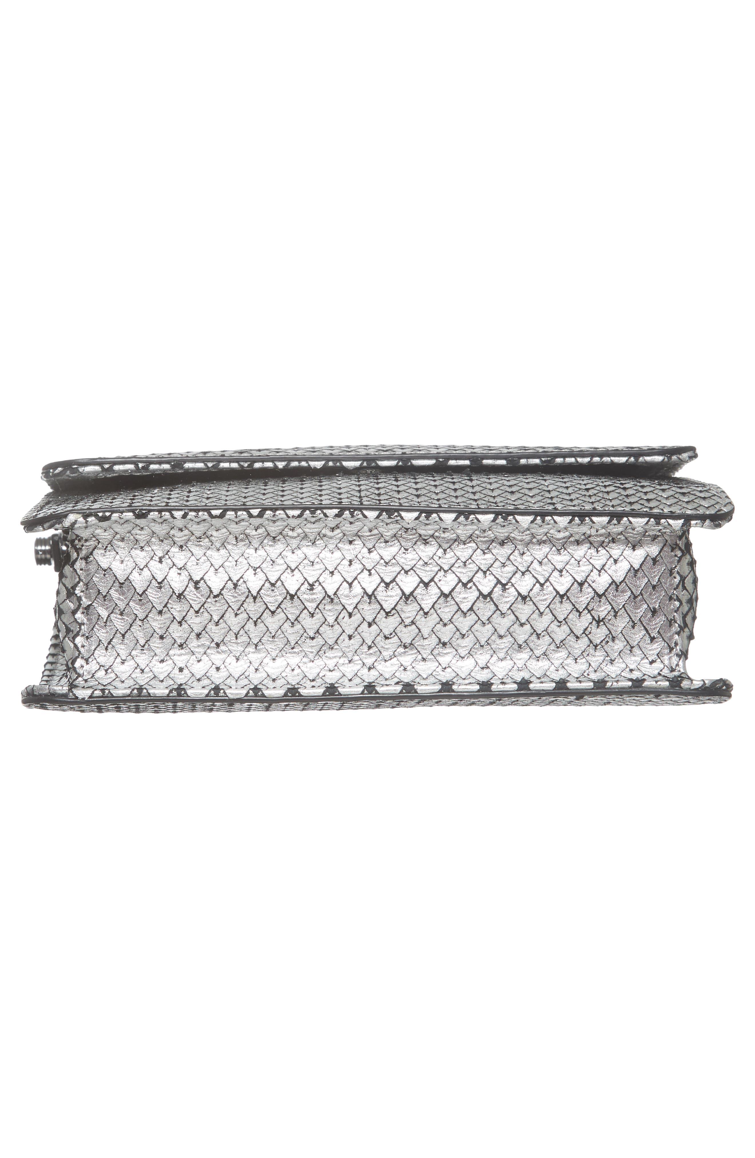 Crawford Calfskin Leather Crossbody Bag,                             Alternate thumbnail 17, color,