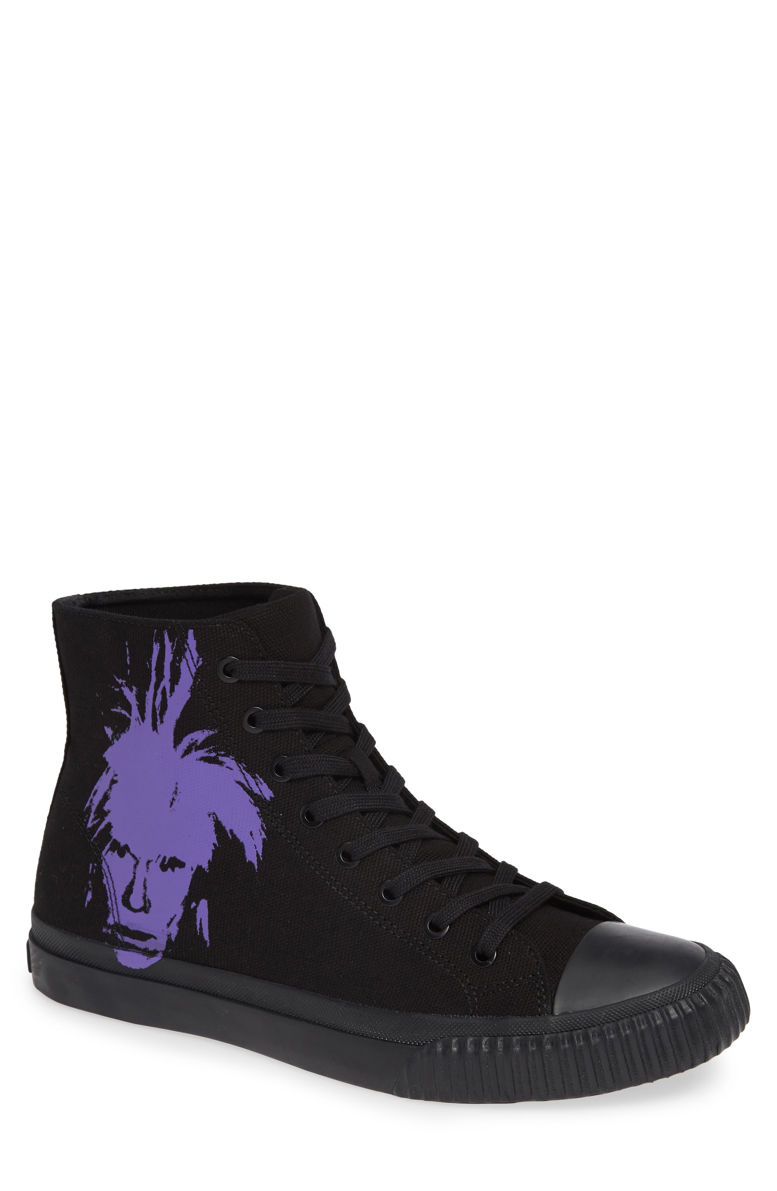 Iconic Warhol Sneaker,                             Main thumbnail 1, color,                             006