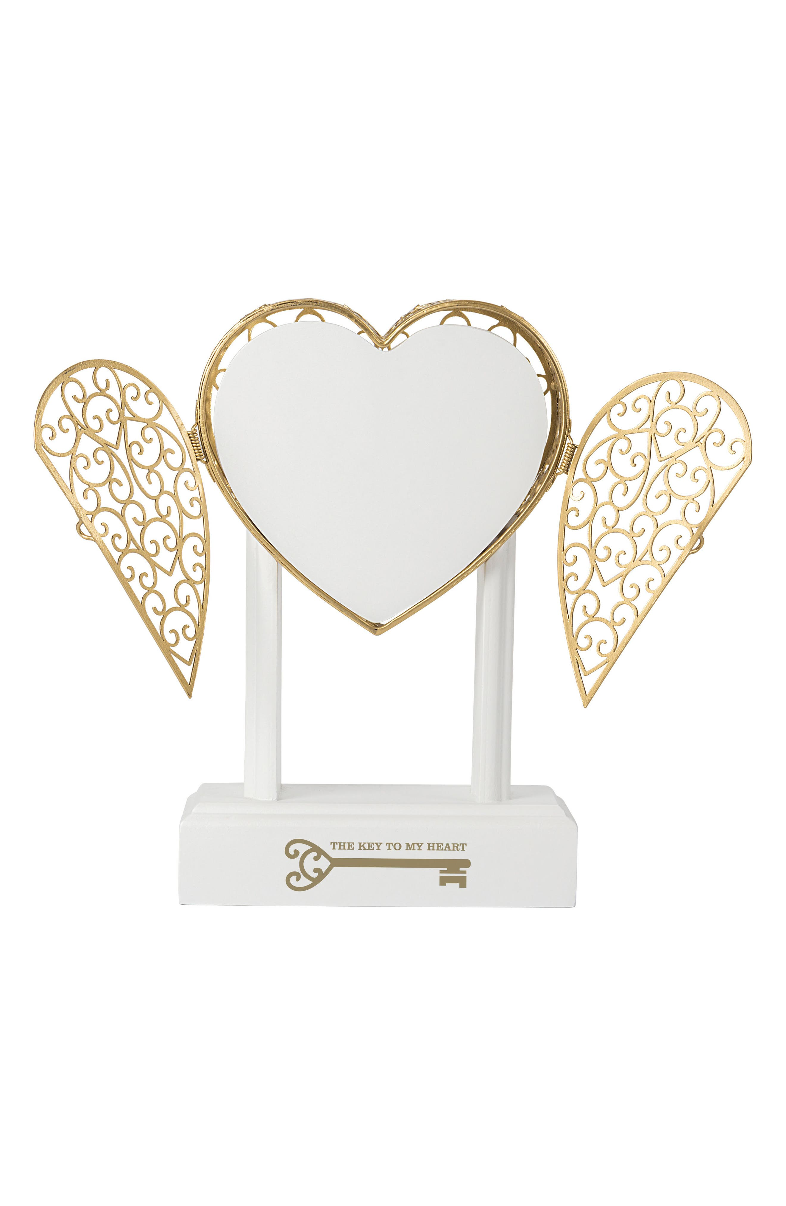 Key To My Heart Vow Unity Keepsake Box,                             Alternate thumbnail 5, color,                             710