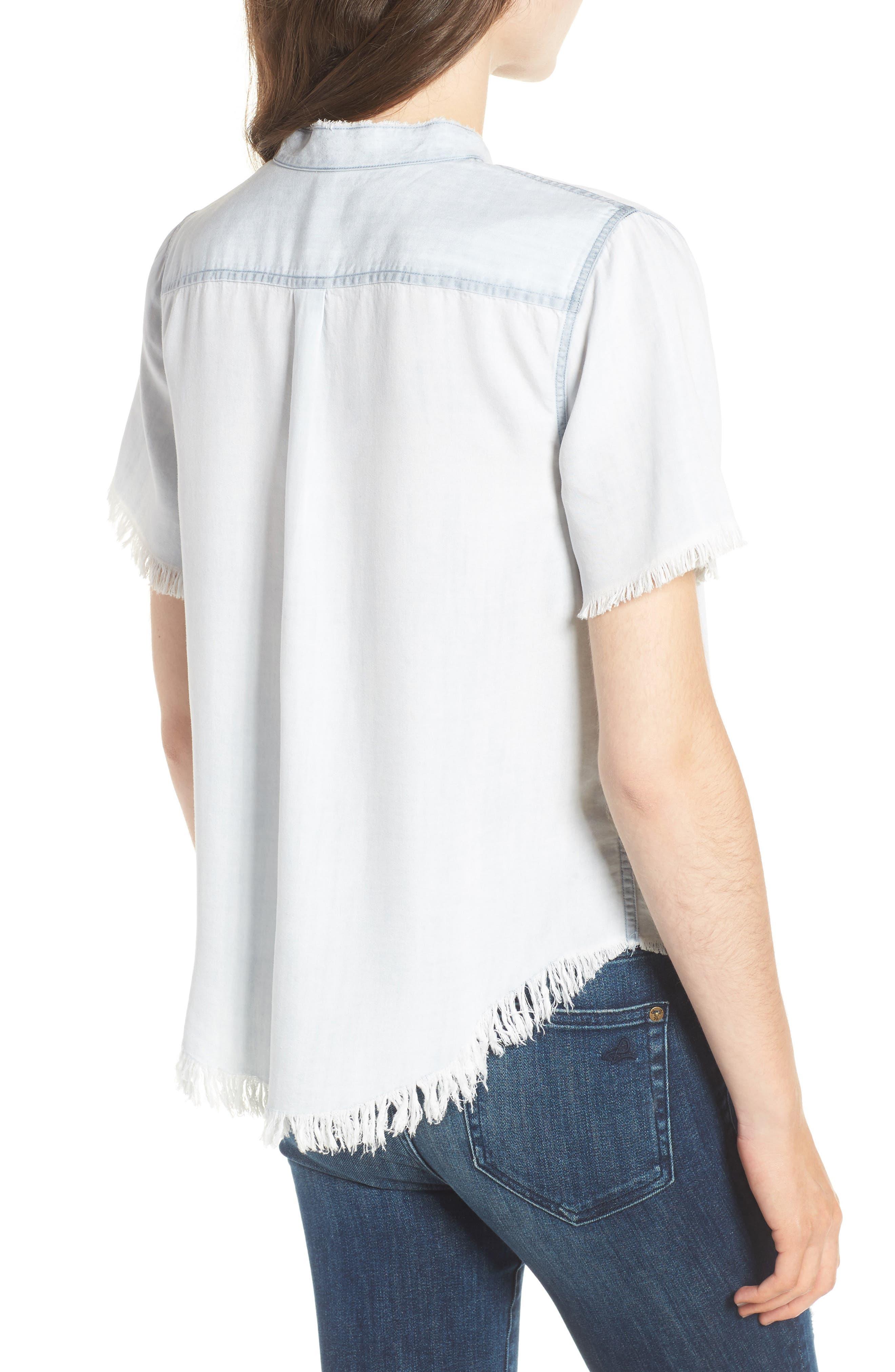 Montauk Shirt,                             Alternate thumbnail 4, color,