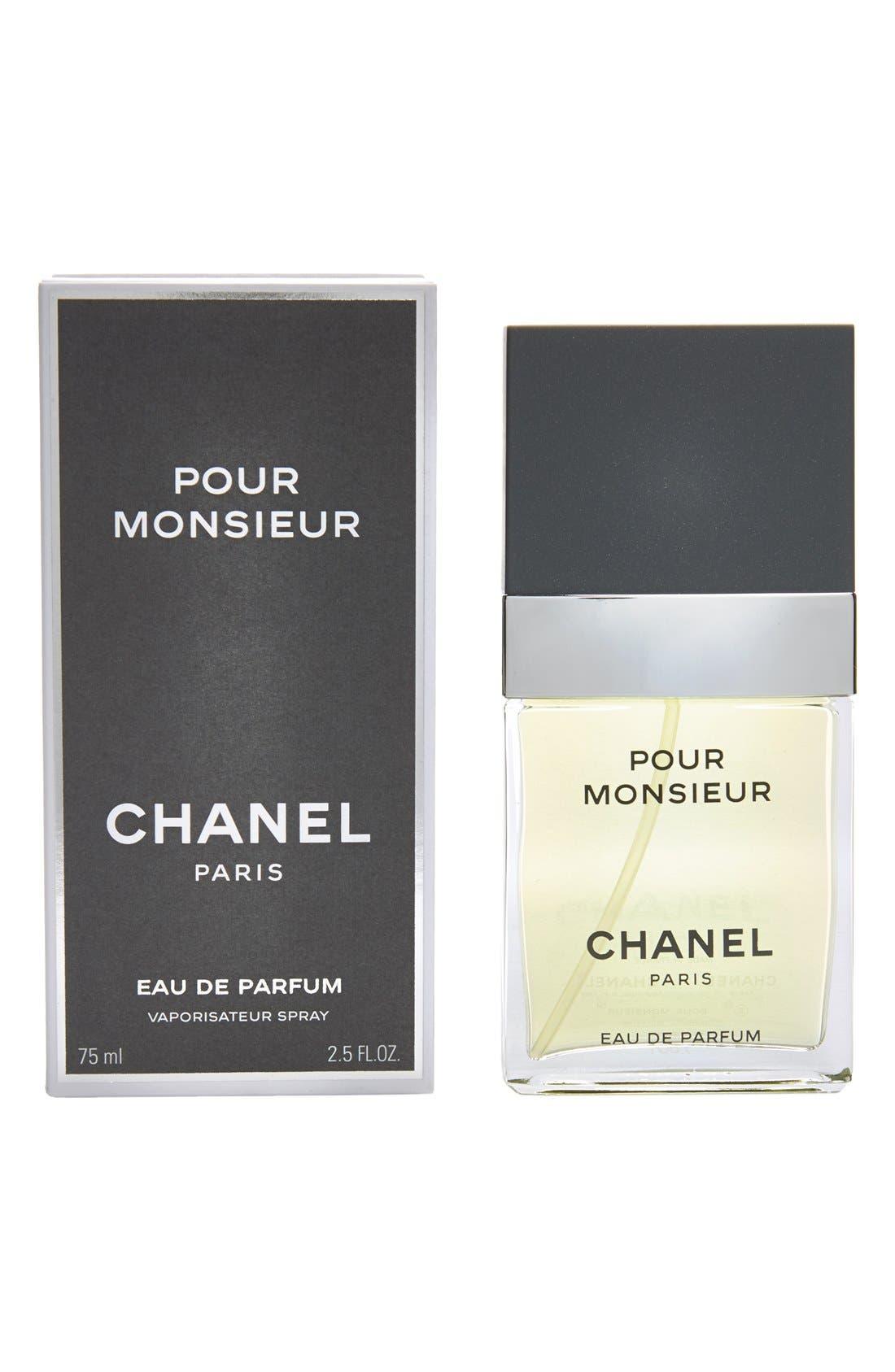 POUR MONSIEUR Eau de Parfum,                             Alternate thumbnail 2, color,                             NO COLOR