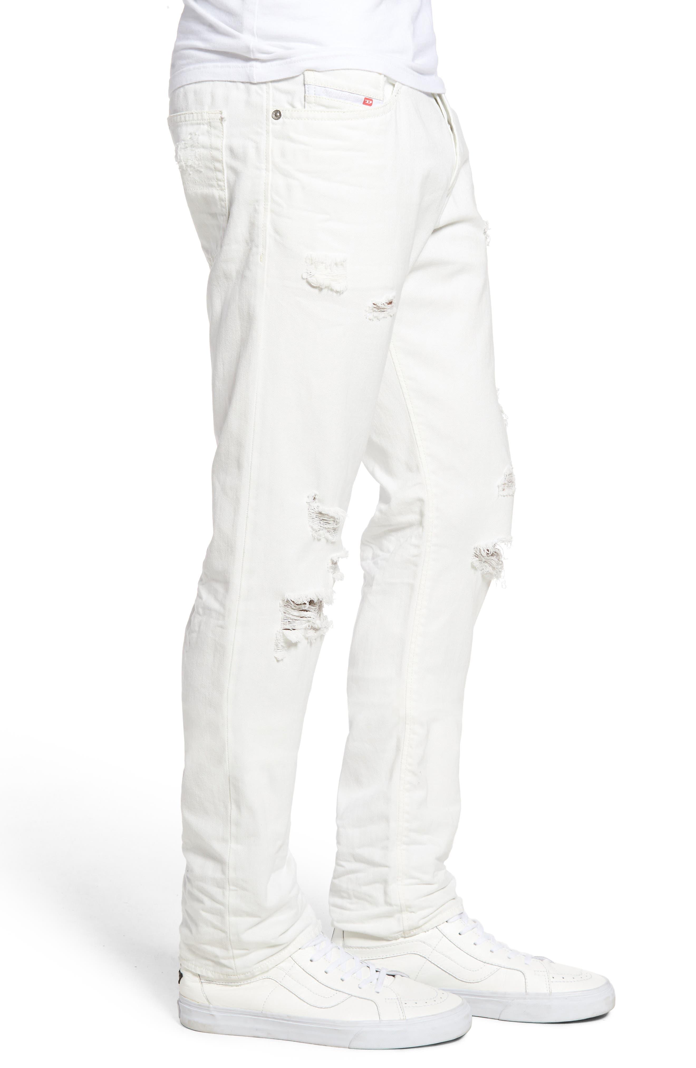 Buster Slim Straight Leg Jeans,                             Alternate thumbnail 3, color,