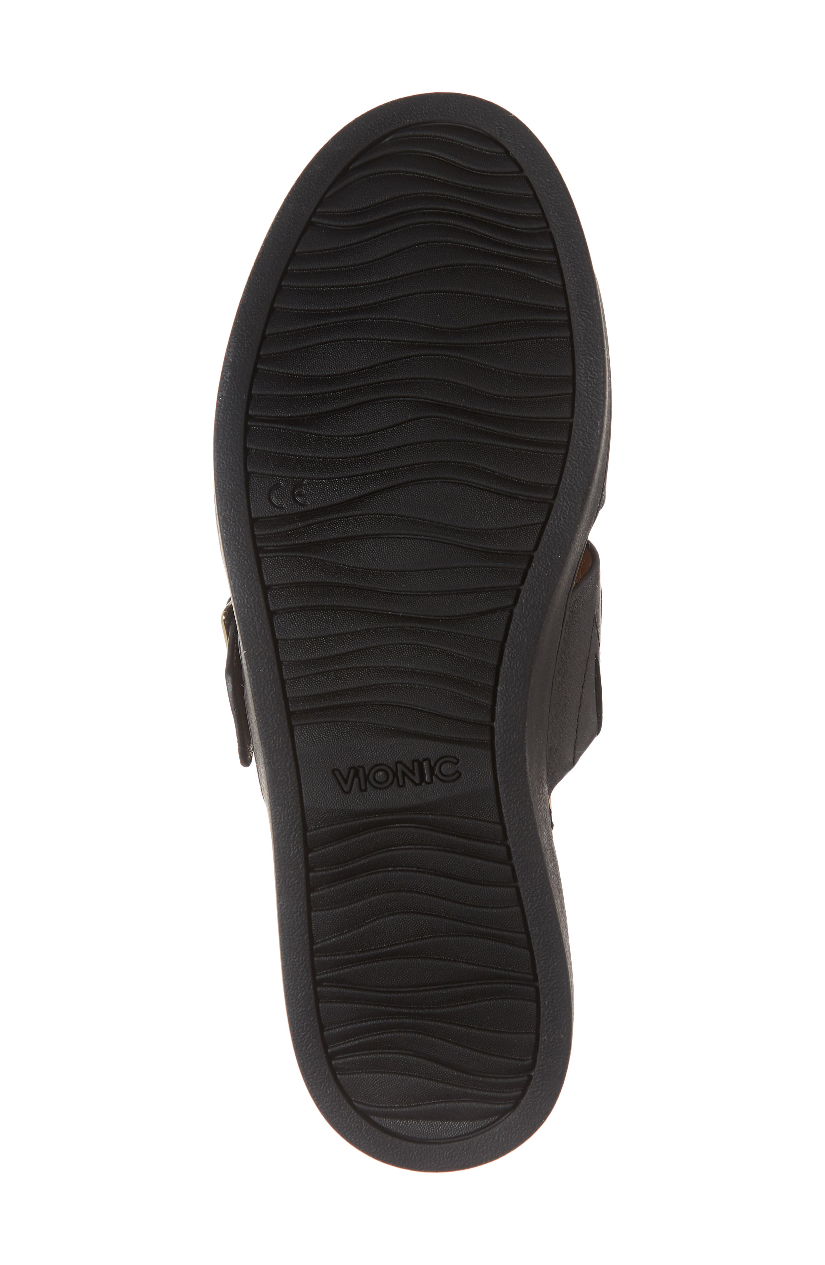 Fillmore Slide Sandal,                             Alternate thumbnail 6, color,                             001