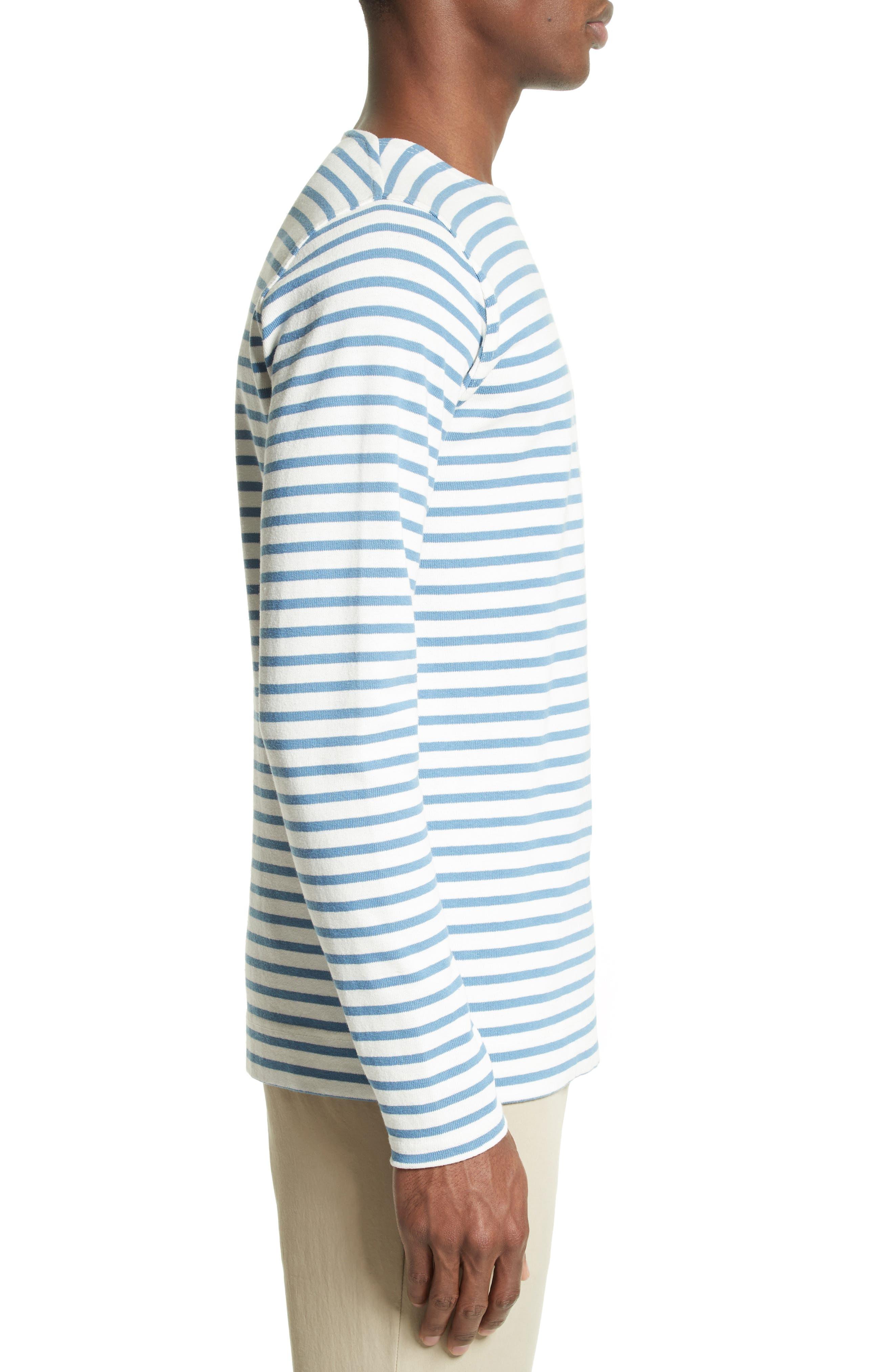 Stripe T-Shirt,                             Alternate thumbnail 7, color,