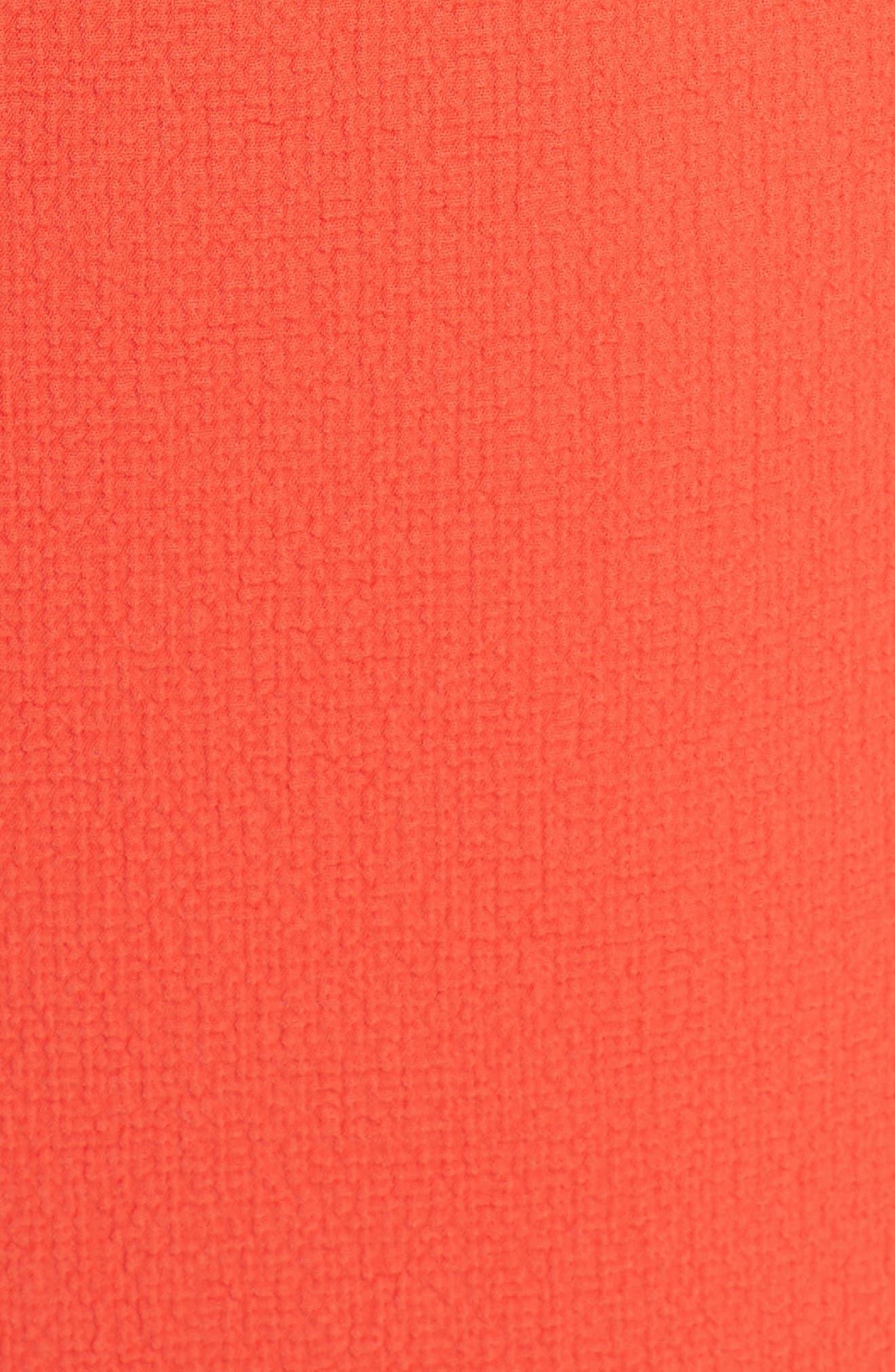 Agitator Midi Dress,                             Alternate thumbnail 5, color,                             950