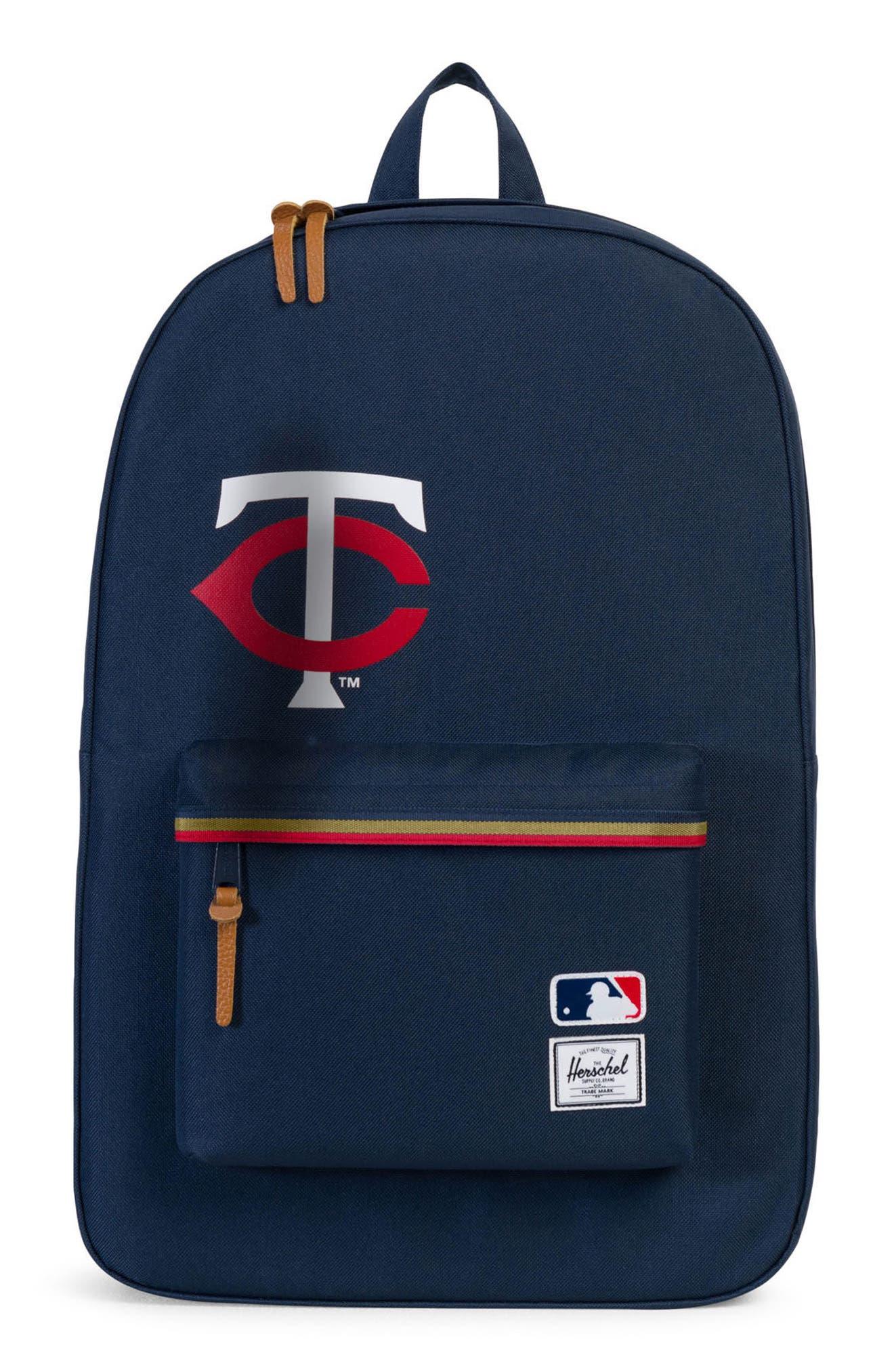 Heritage - MLB American League Backpack,                             Main thumbnail 4, color,