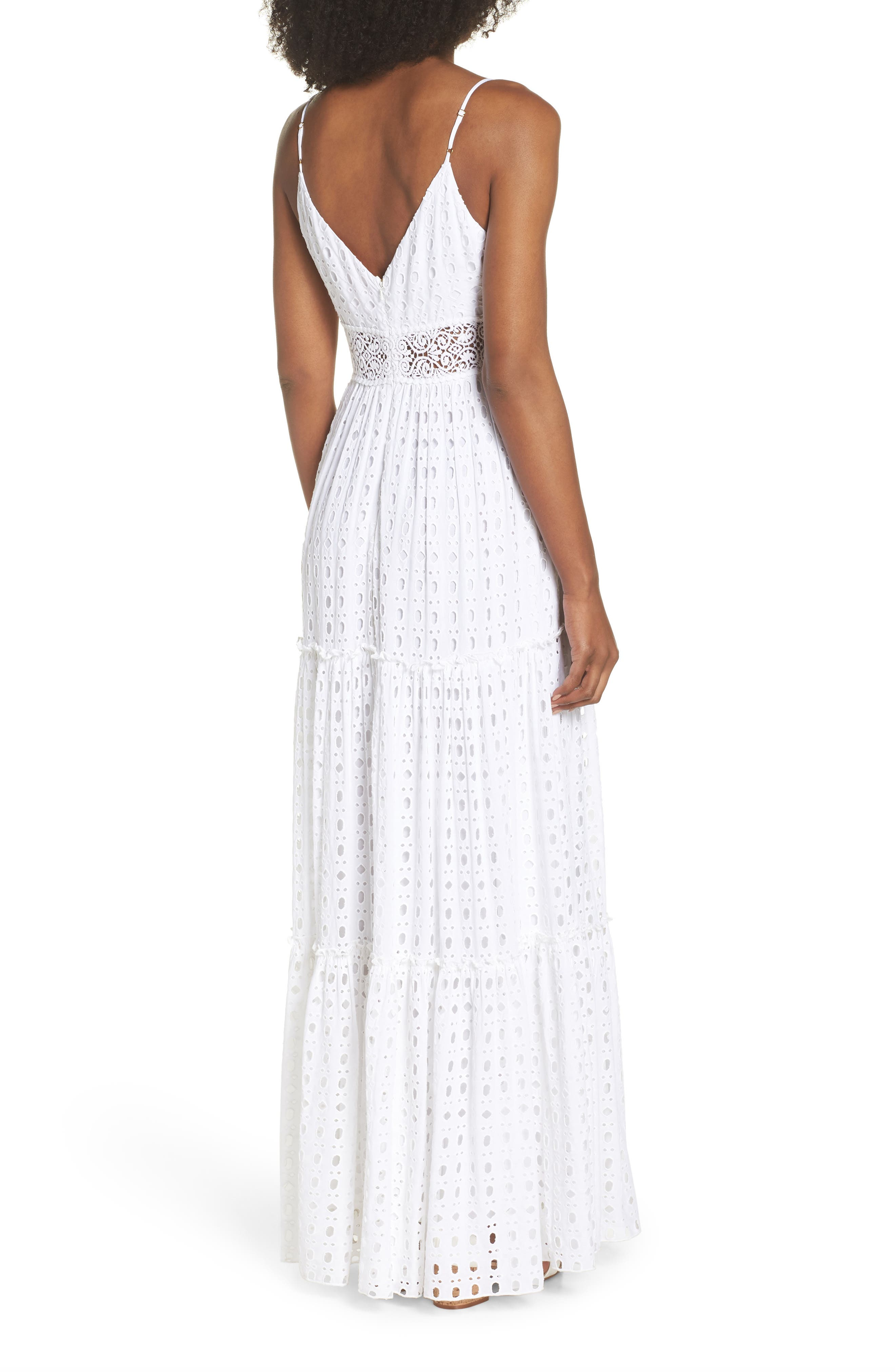 Melody Maxi Dress,                             Alternate thumbnail 2, color,                             115