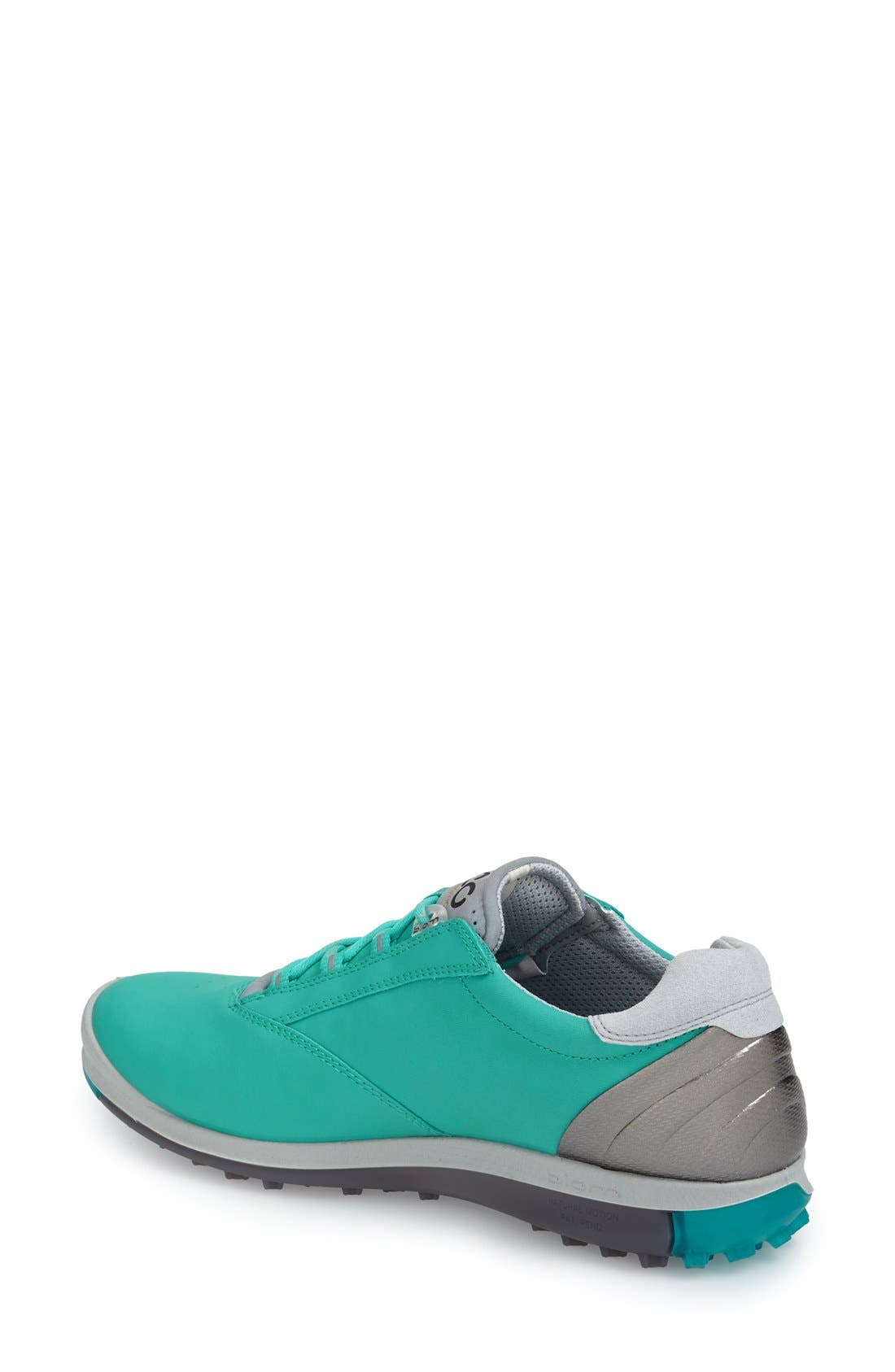 'BIOM' Hydromax<sup>®</sup> Waterproof Golf Shoe,                             Alternate thumbnail 23, color,