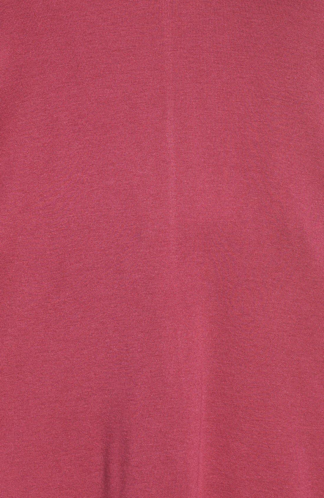 Short Sleeve V-Neck Tee,                             Alternate thumbnail 173, color,