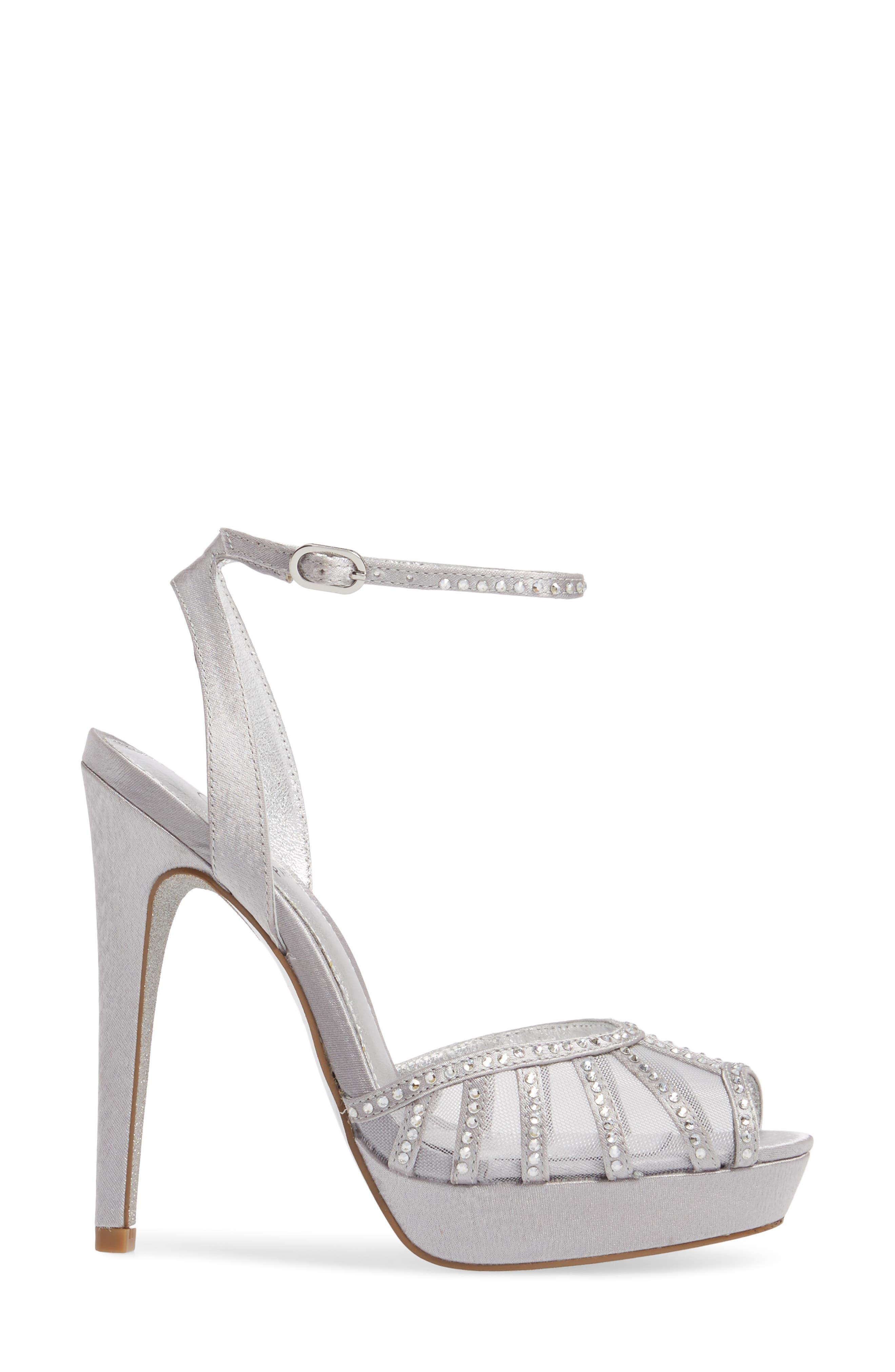 Simone Crystal Embellished Platform Sandal,                             Alternate thumbnail 10, color,