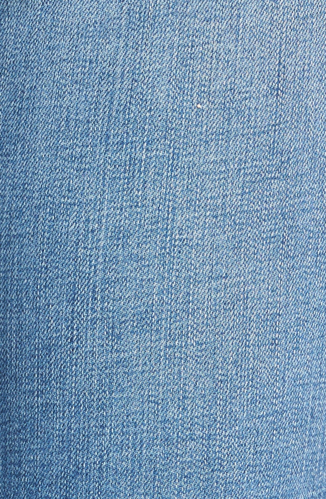 'The Legging' Super Skinny Jeans,                             Alternate thumbnail 53, color,