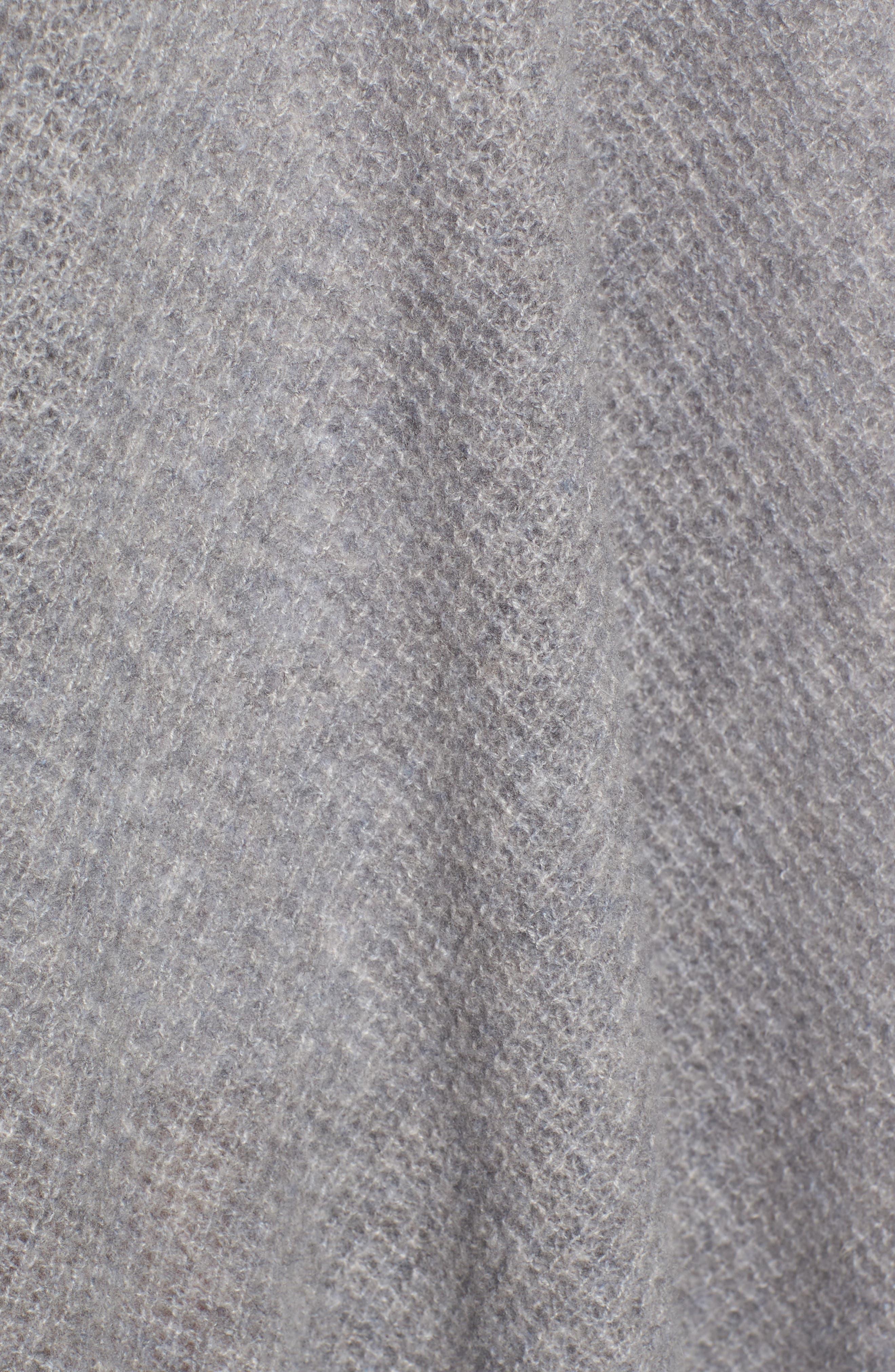 Waffle Knit Cashmere Wrap,                             Alternate thumbnail 23, color,
