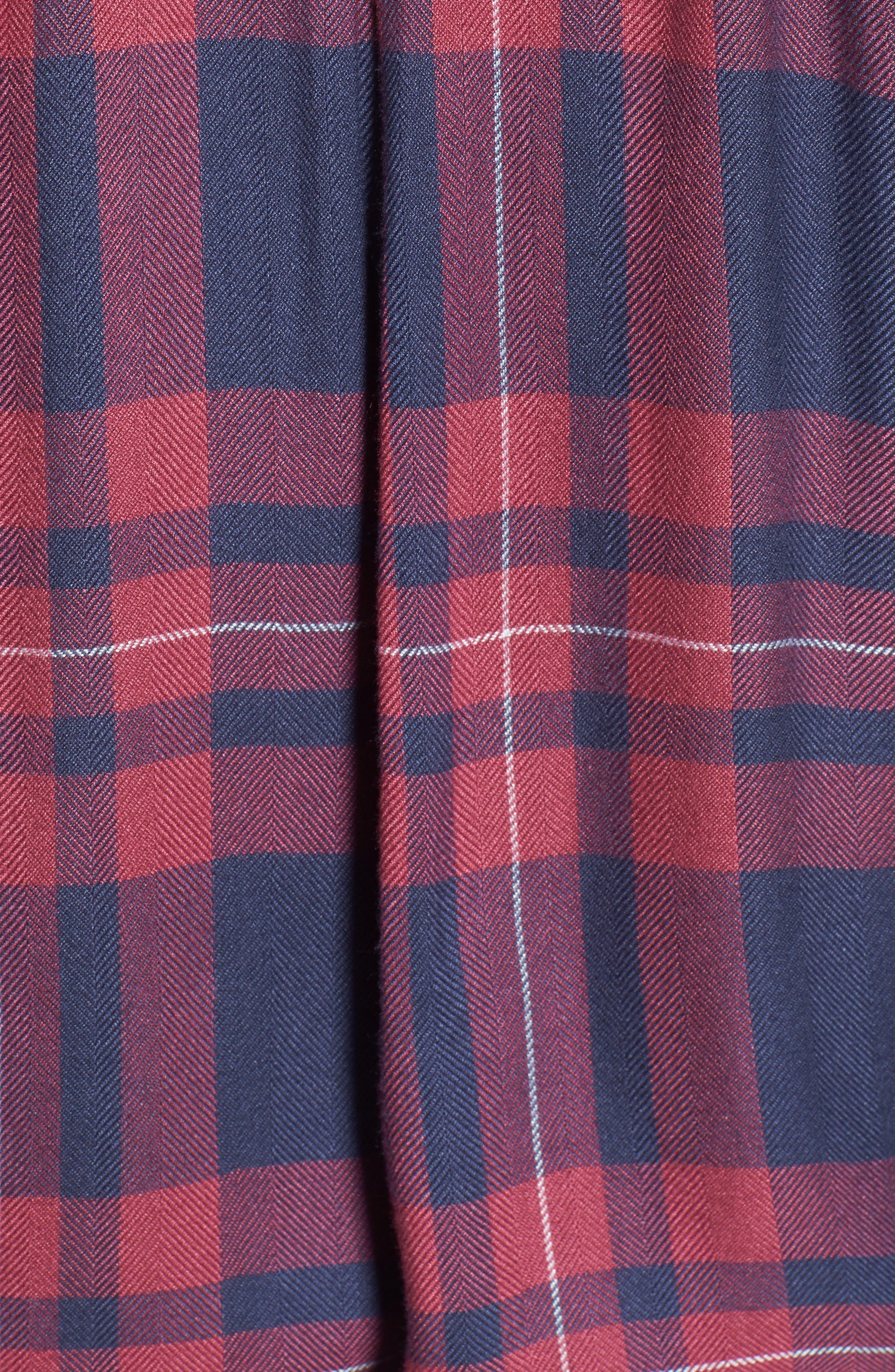 Hunter Plaid Shirt,                             Alternate thumbnail 623, color,