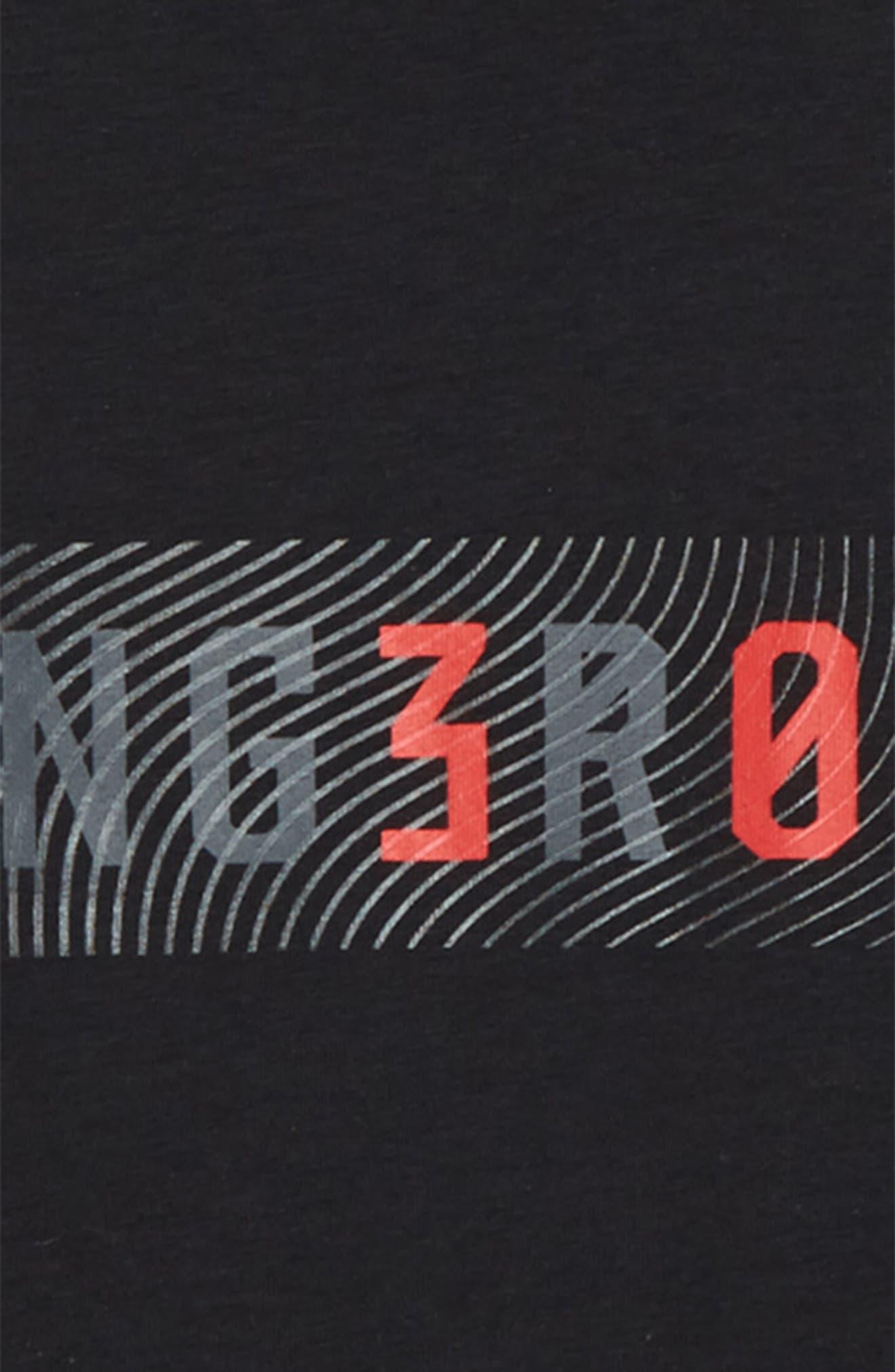 SC30 Dangerous Graphic T-Shirt,                             Alternate thumbnail 2, color,