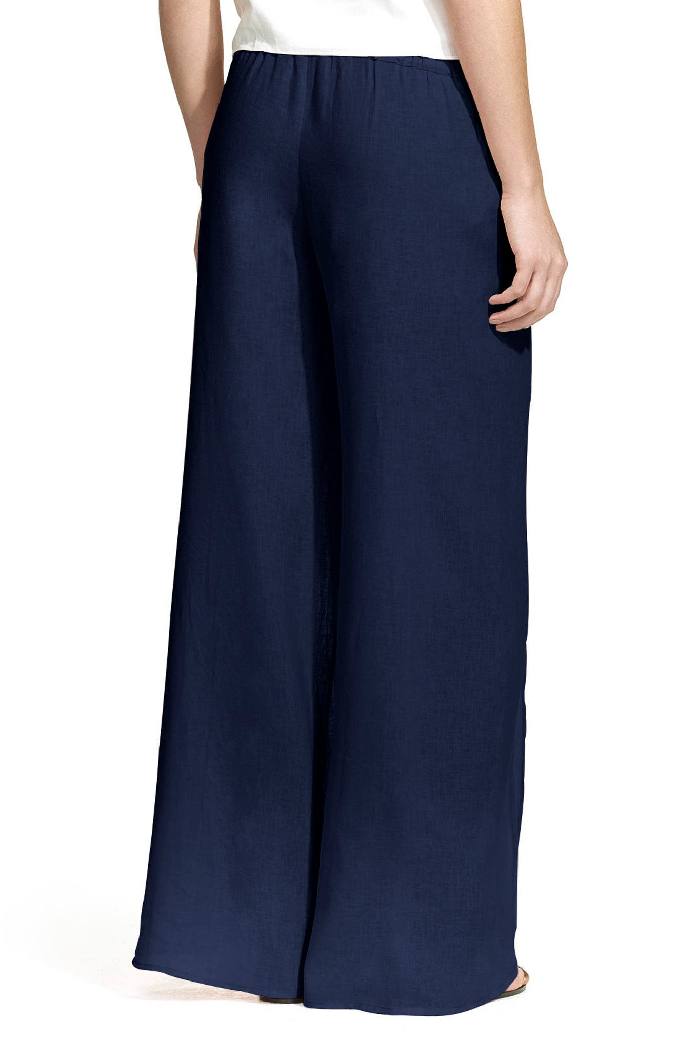 Berry Cover-Up Pants,                             Alternate thumbnail 2, color,                             400