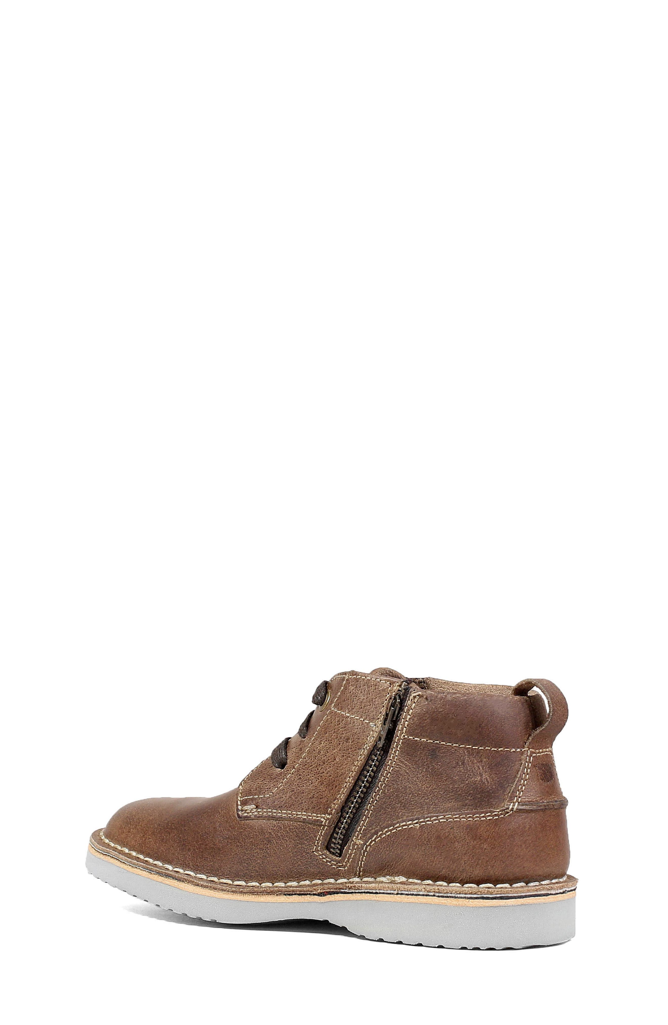 Chukka Boot,                             Alternate thumbnail 2, color,                             BROWN CRAZY HORSE LEATHER