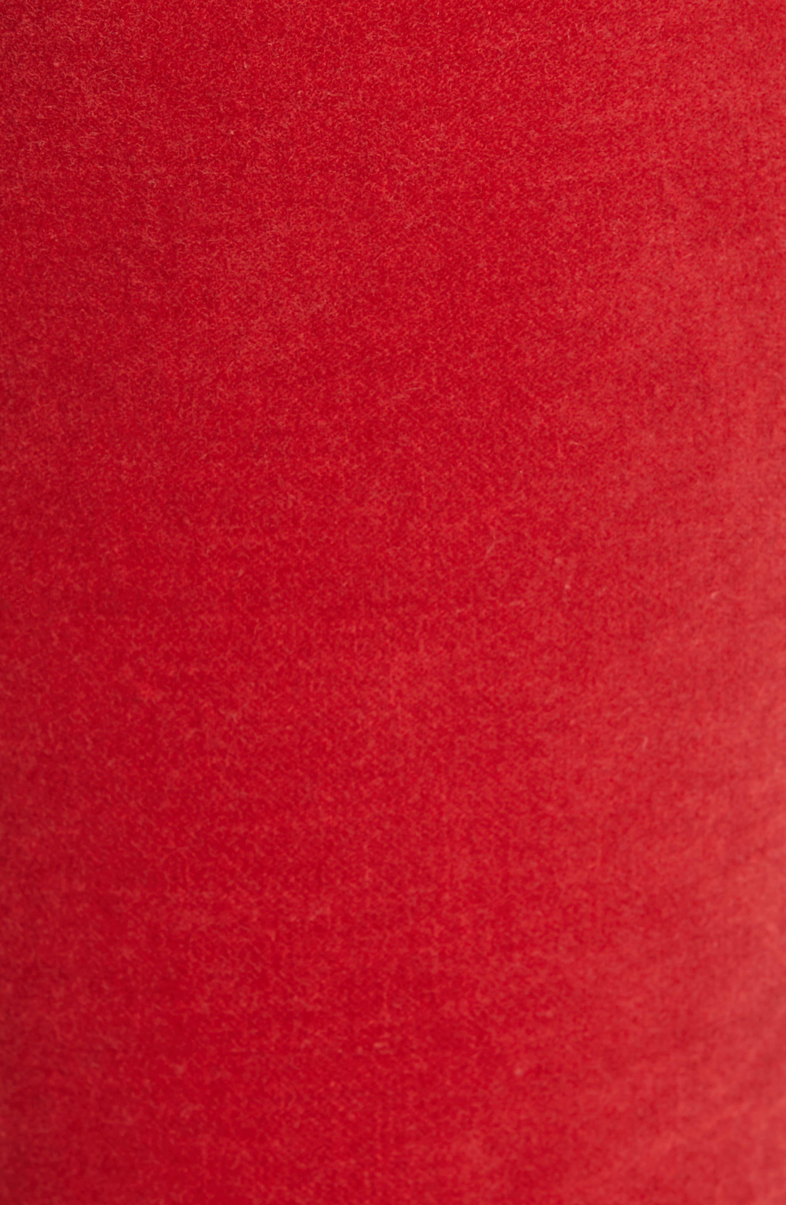 RAG & BONE,                             High Waist Velvet Skinny Pants,                             Alternate thumbnail 6, color,                             620