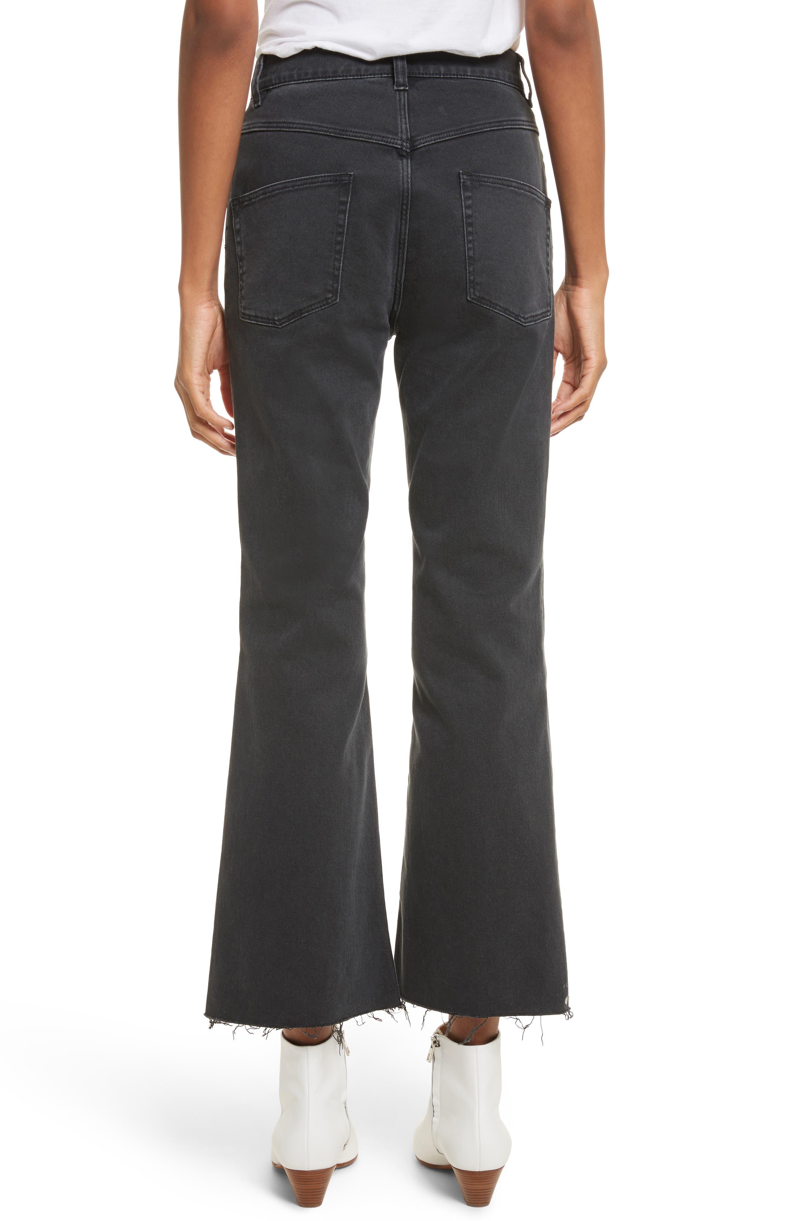 Glitter Stripe Jeans,                             Alternate thumbnail 2, color,                             037