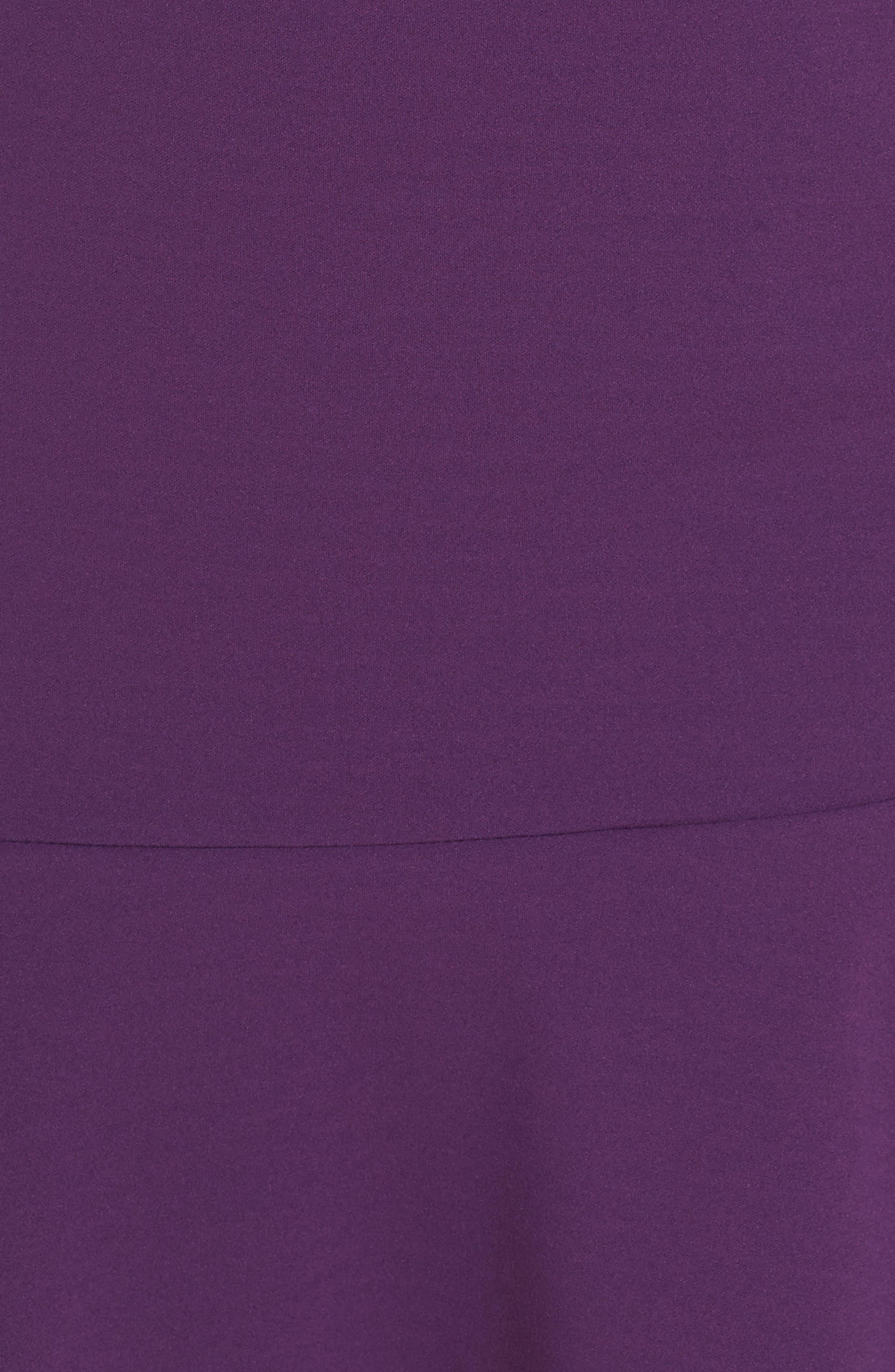 Lace Flounce Dress,                             Alternate thumbnail 10, color,