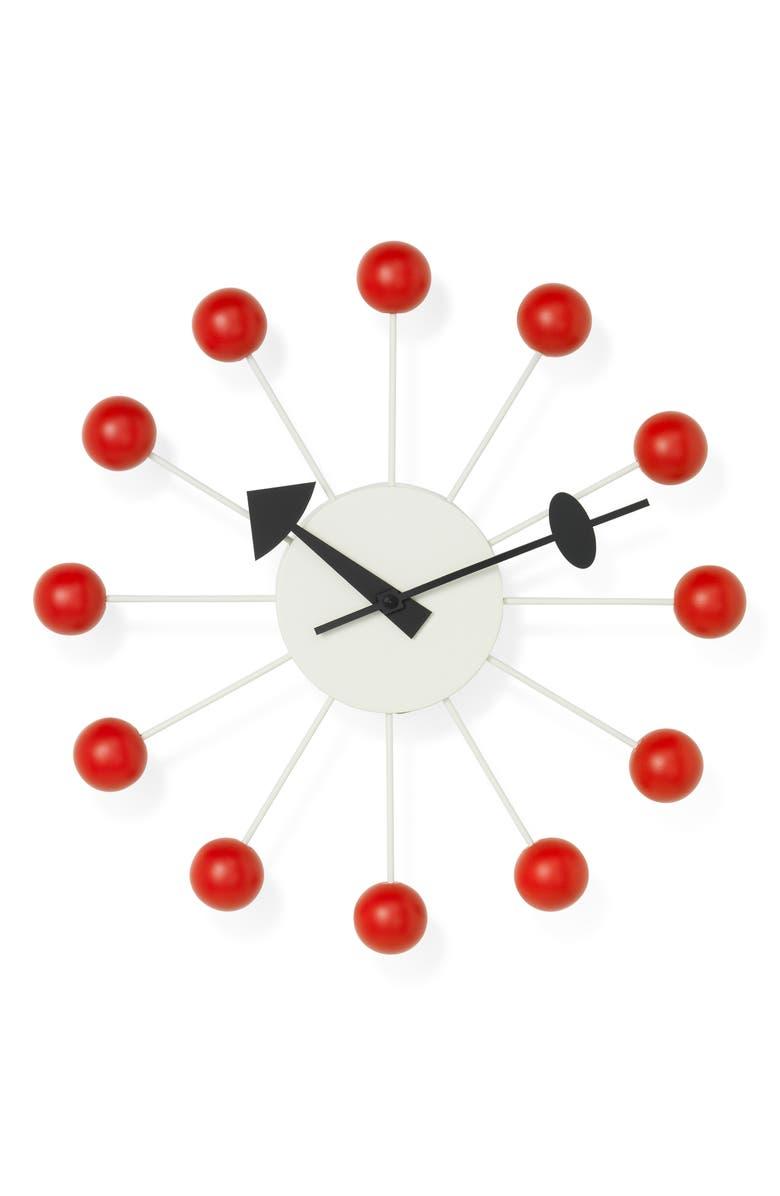 vitra ball clock nordstrom. Black Bedroom Furniture Sets. Home Design Ideas