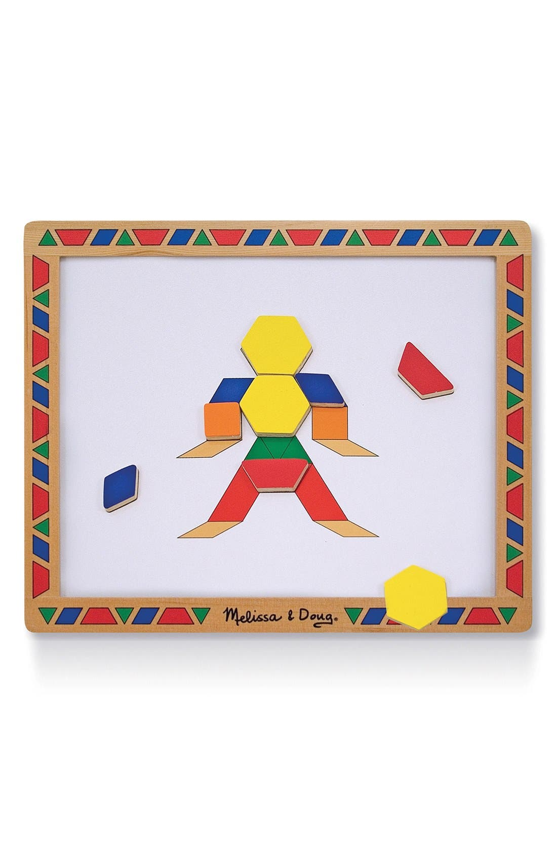 Magnetic Pattern Block Kit,                             Alternate thumbnail 4, color,                             200