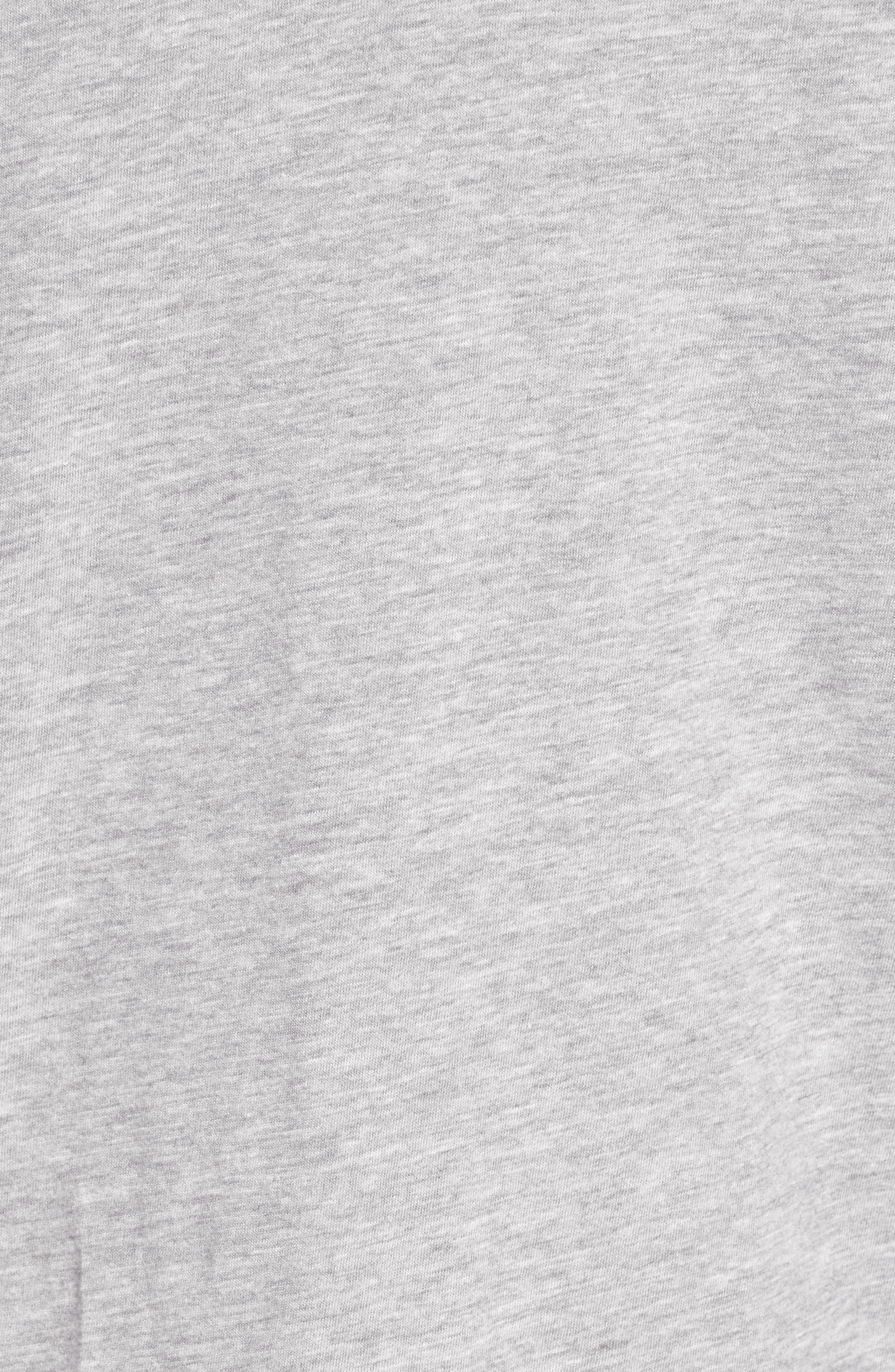 Pick Up Hooded Henley Sweatshirt,                             Alternate thumbnail 5, color,                             021
