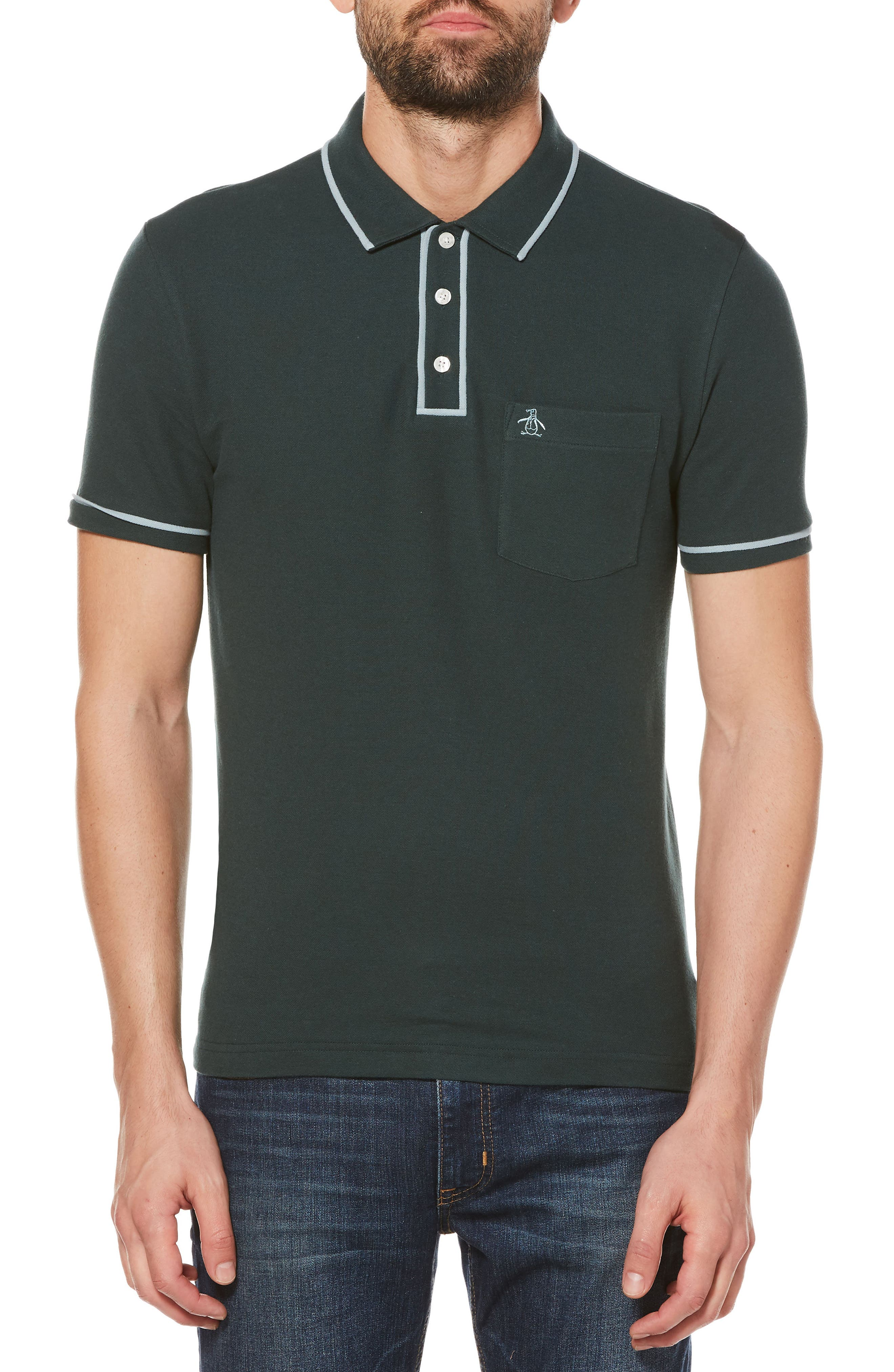 Earl Piqué Polo,                         Main,                         color,