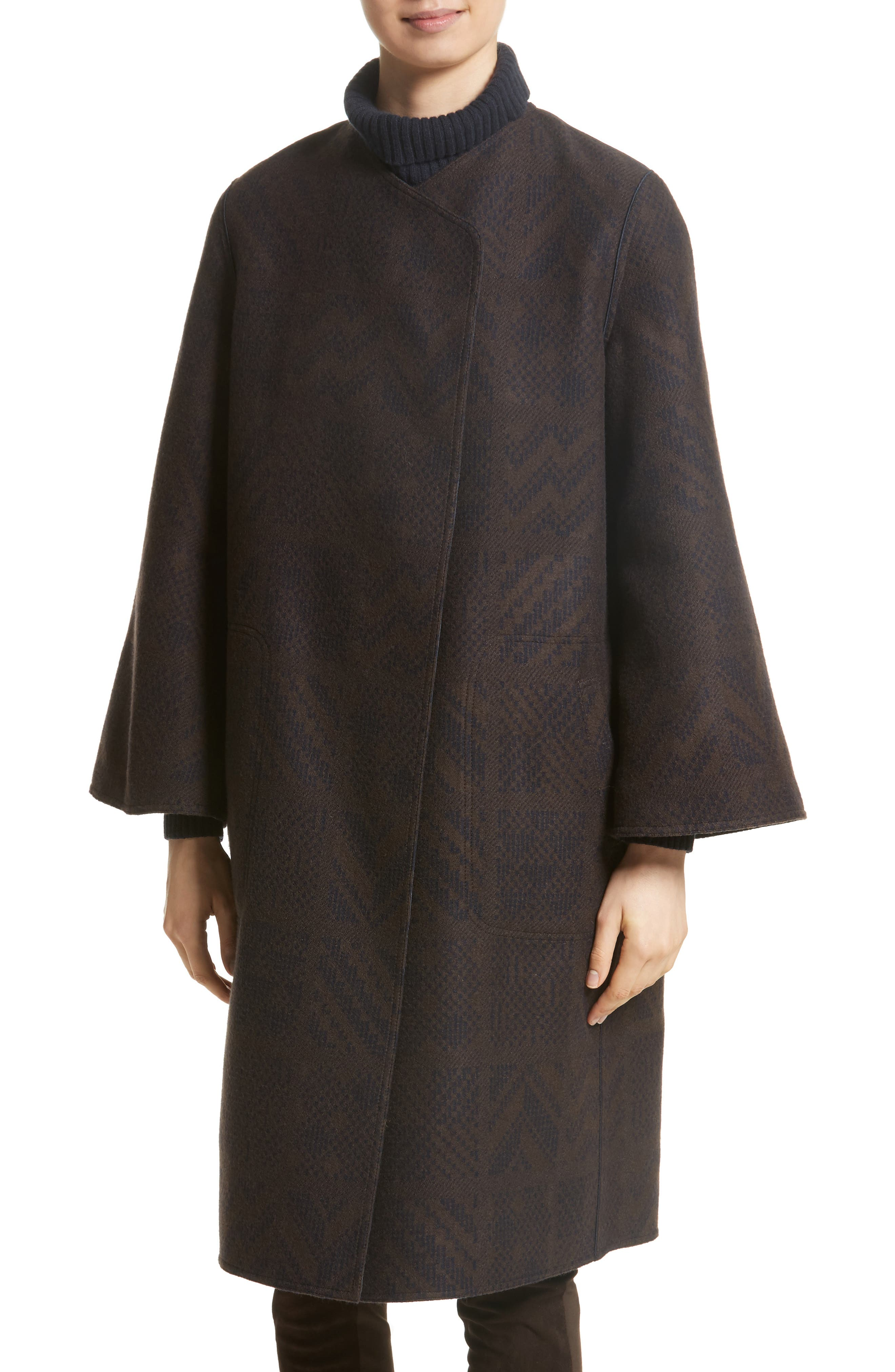 McCall Reversible Coat,                             Alternate thumbnail 2, color,                             438