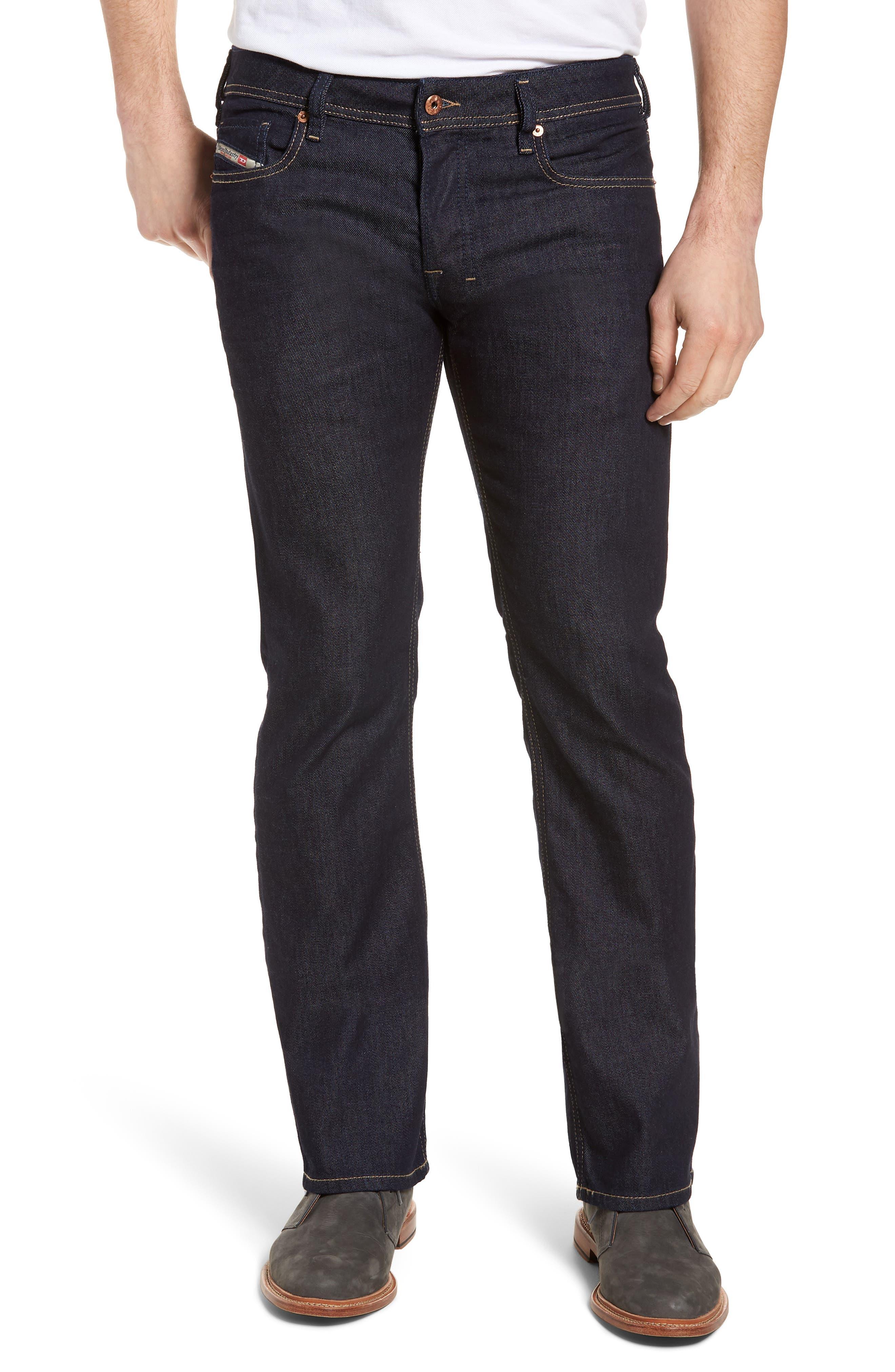 Zatiny Bootcut Jeans,                             Main thumbnail 1, color,                             BLUE