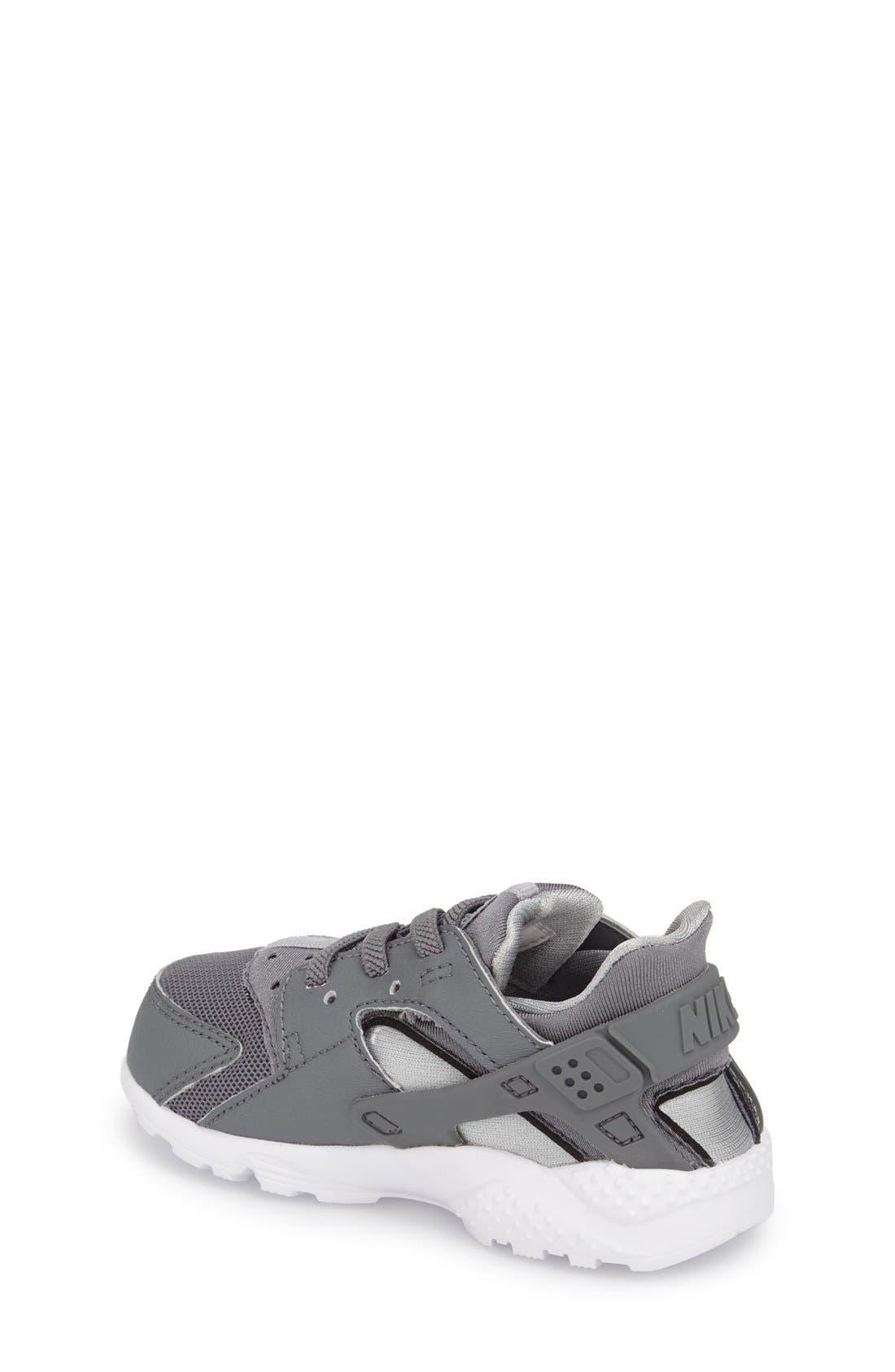 'Huarache Run' Sneaker,                             Alternate thumbnail 9, color,
