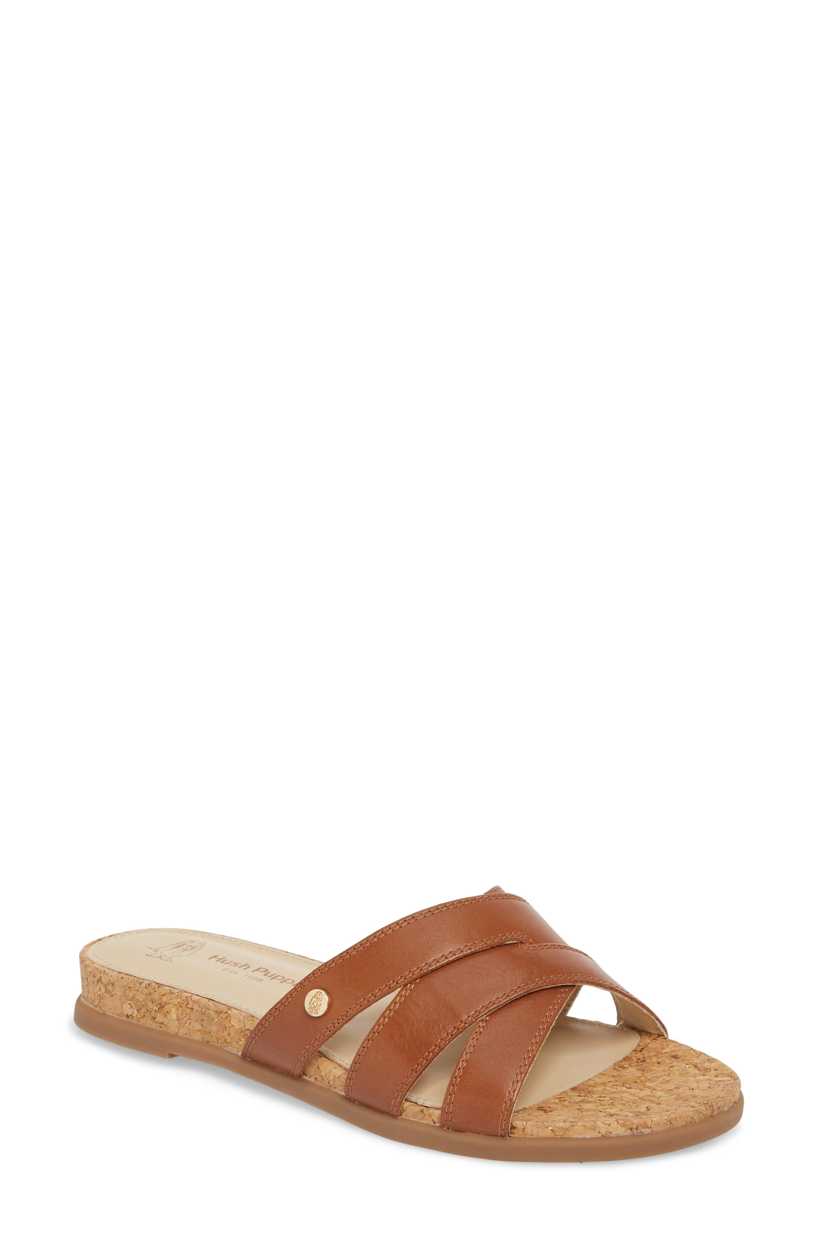 Dalmatian Slide Sandal,                             Main thumbnail 2, color,