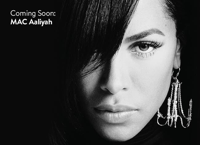 Coming Soon: MAC Aaliyah.