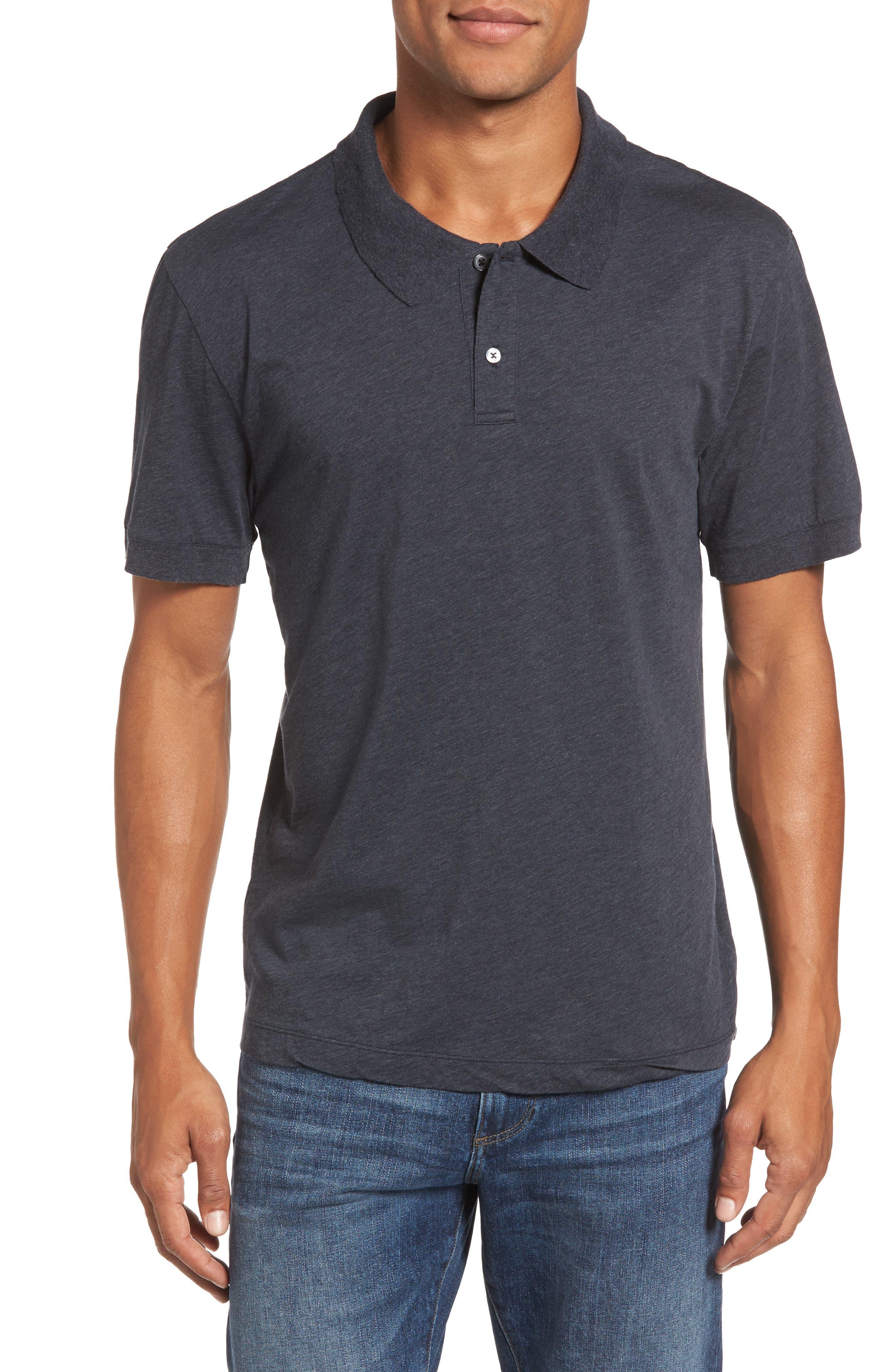 Clean Cotton & Cashmere Polo,                         Main,                         color, 411