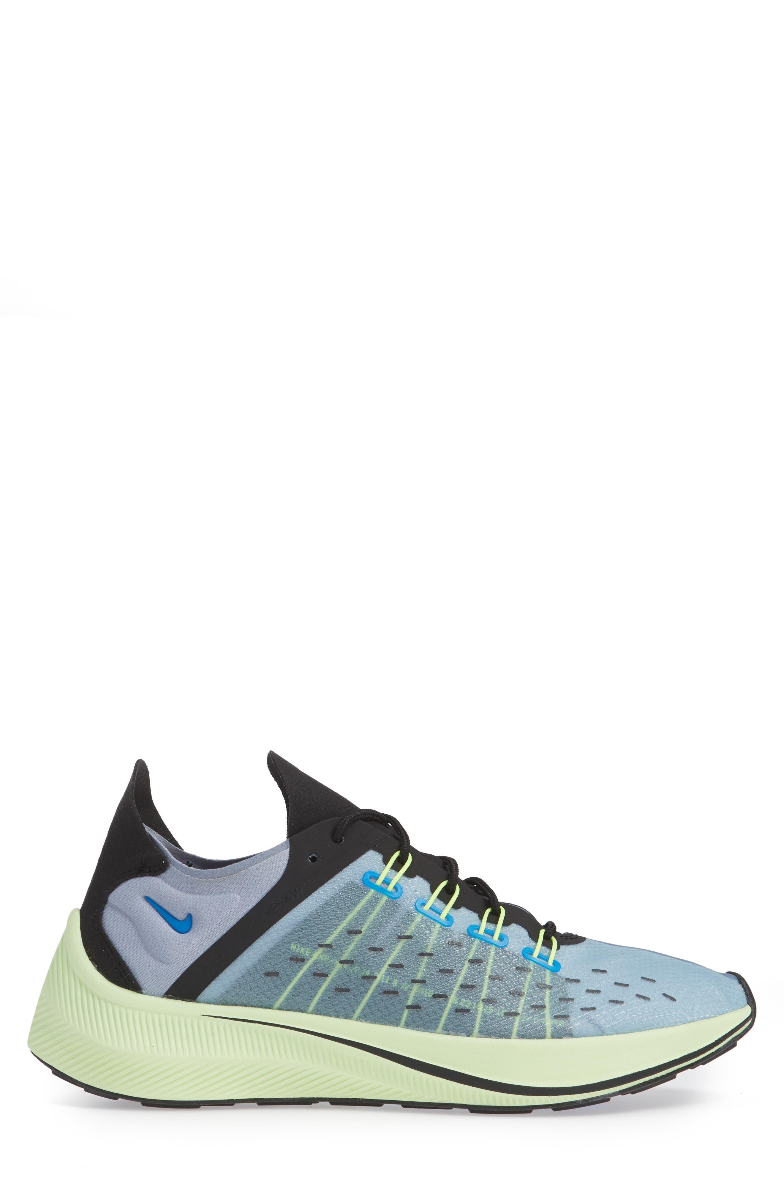 EXP-X14 Running Shoe,                             Alternate thumbnail 3, color,                             PHOTO BLUE/ GLACIER GREY