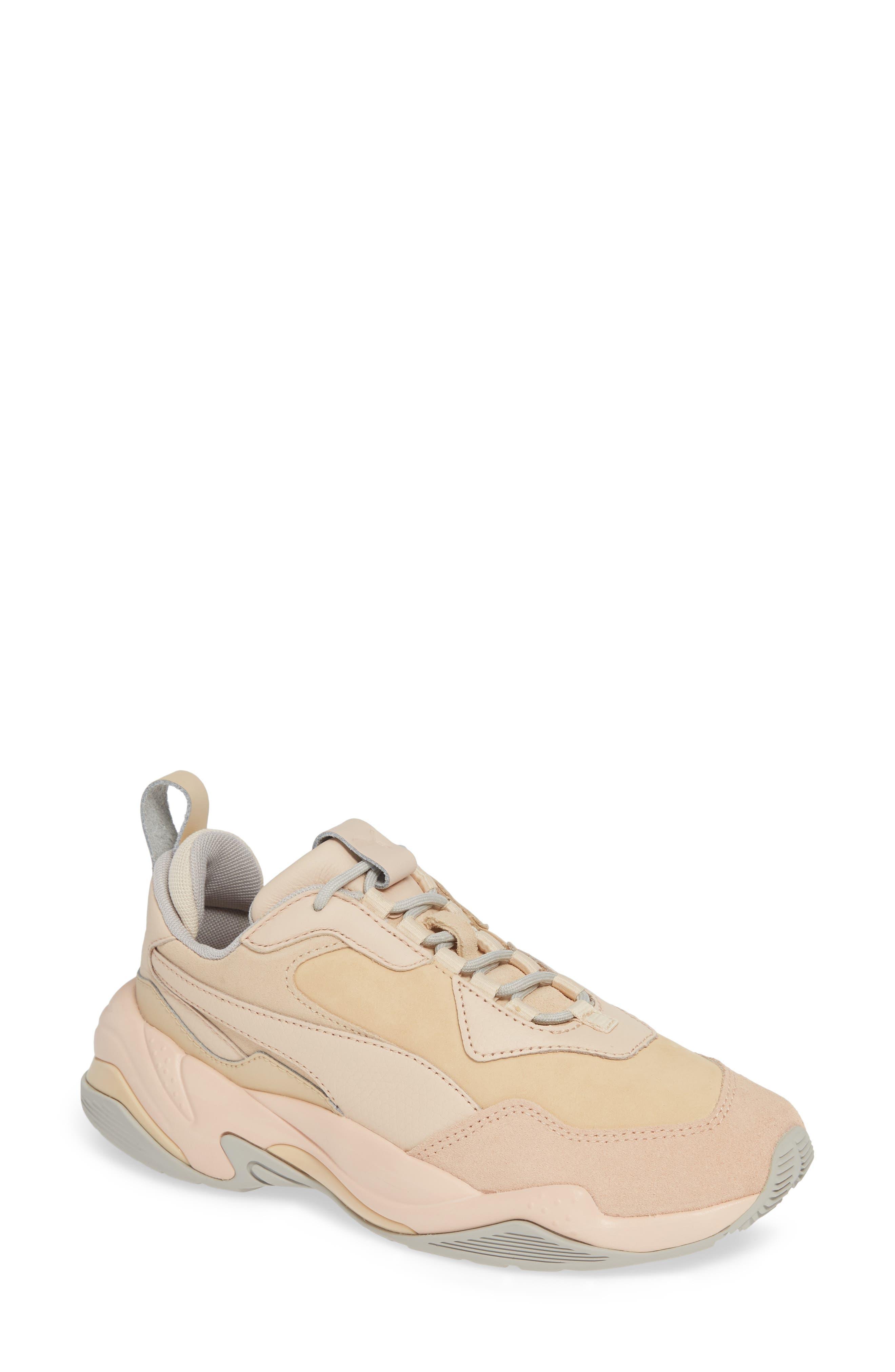 Thunder Desert Sneaker,                             Main thumbnail 1, color,                             NATURAL VACHETTA/ CREAM TAN