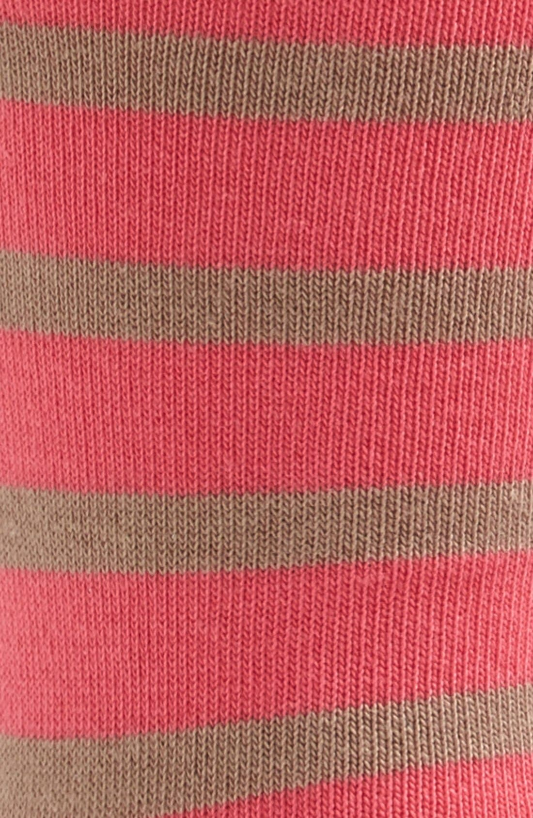 'Pieds Rayes A' Striped Socks,                             Alternate thumbnail 11, color,
