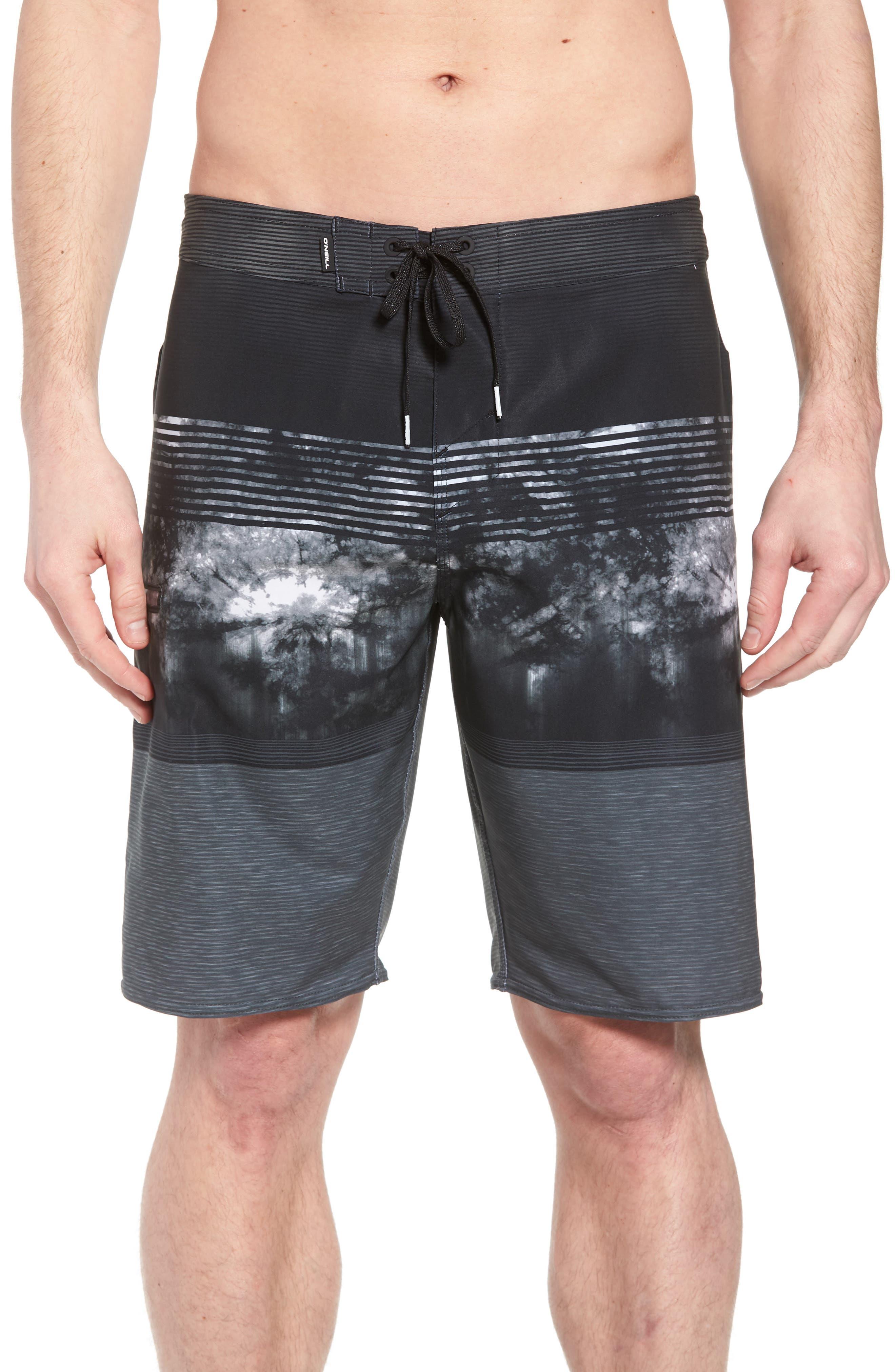 Hyperfreak Board Shorts,                         Main,                         color, 001