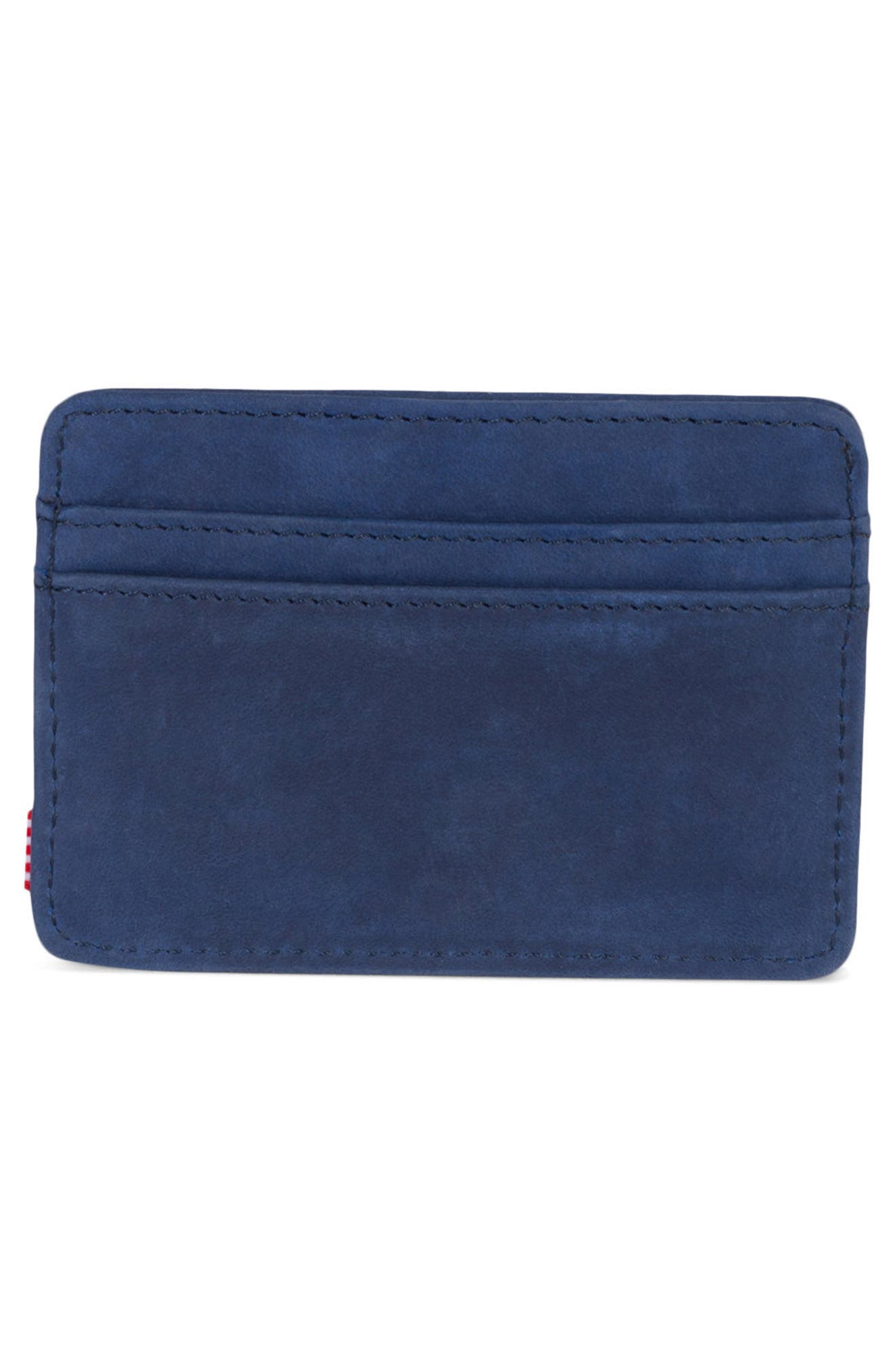 Charlie Leather Card Case,                             Alternate thumbnail 12, color,