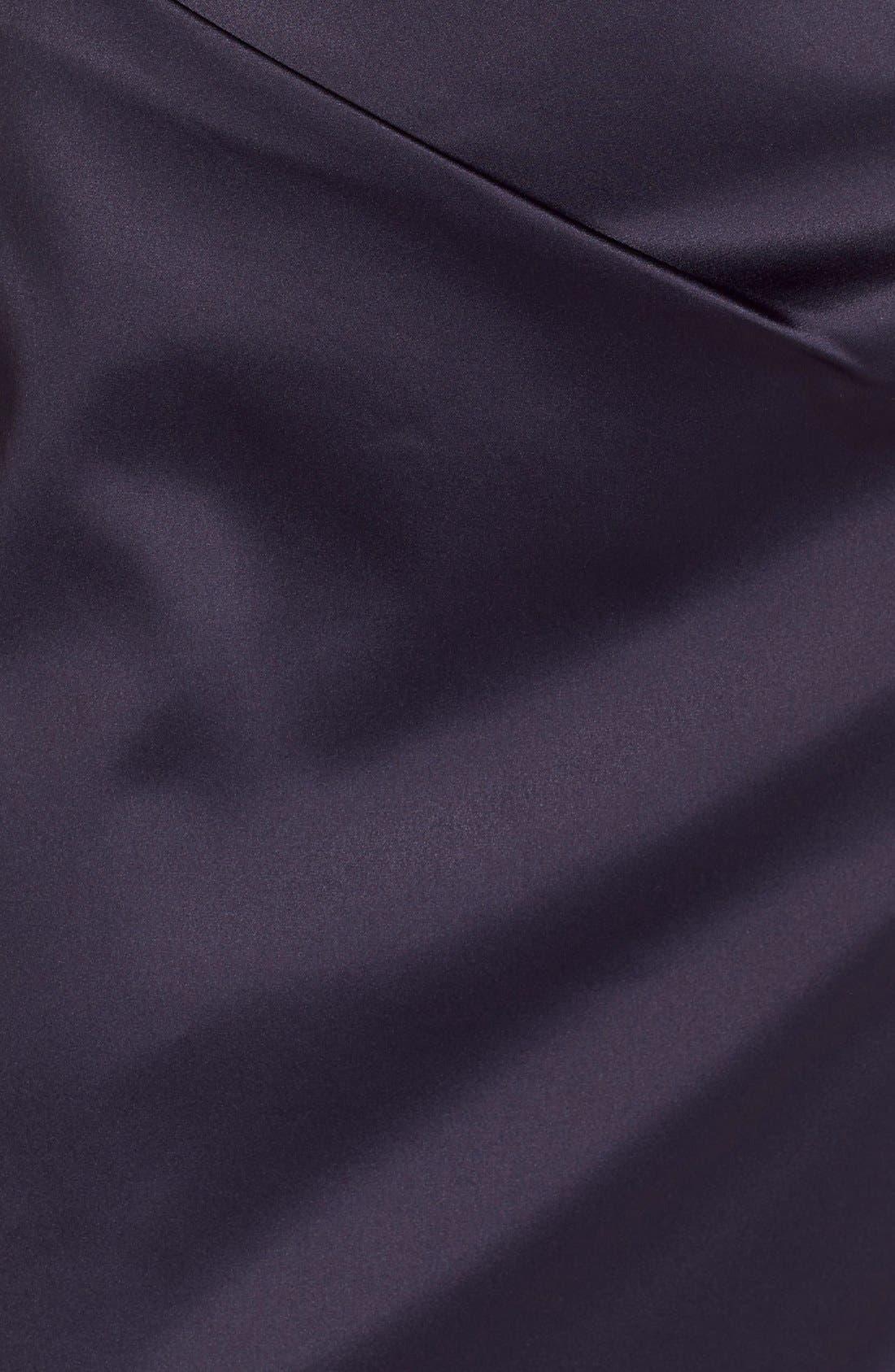 Embellished Neck Sheath Dress,                             Alternate thumbnail 5, color,                             410