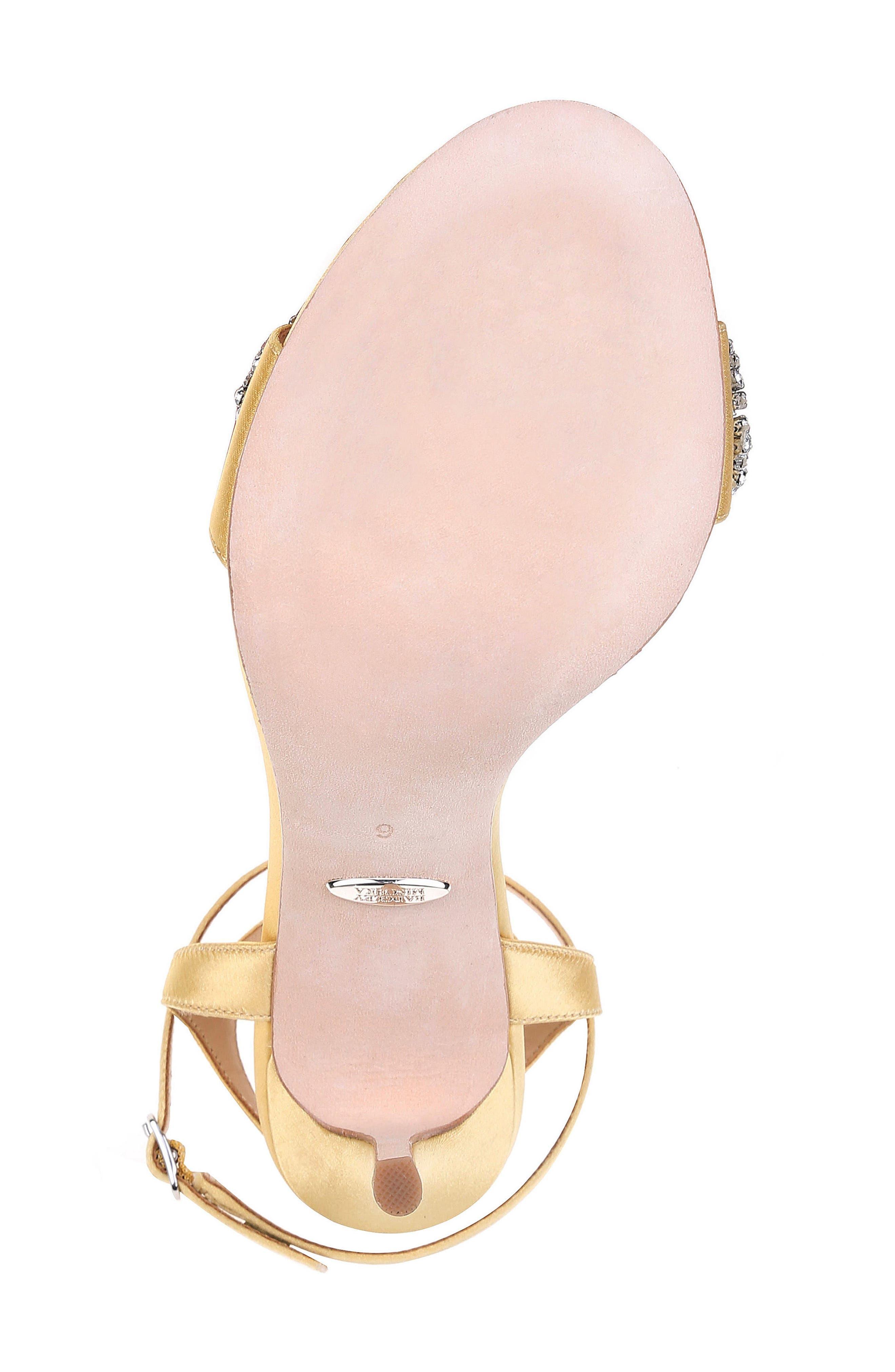 Hailey Embellished Ankle Strap Sandal,                             Alternate thumbnail 36, color,