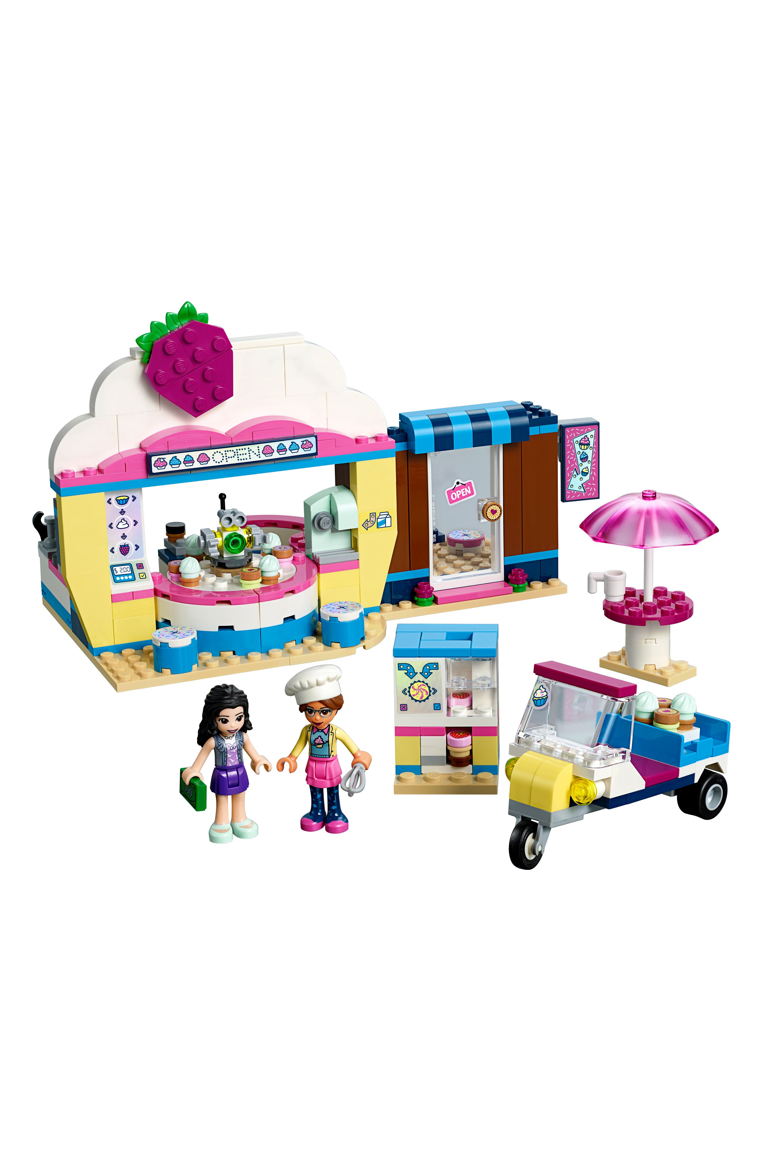 Girls Lego Friends Olivias Cupcake Cafe  41366