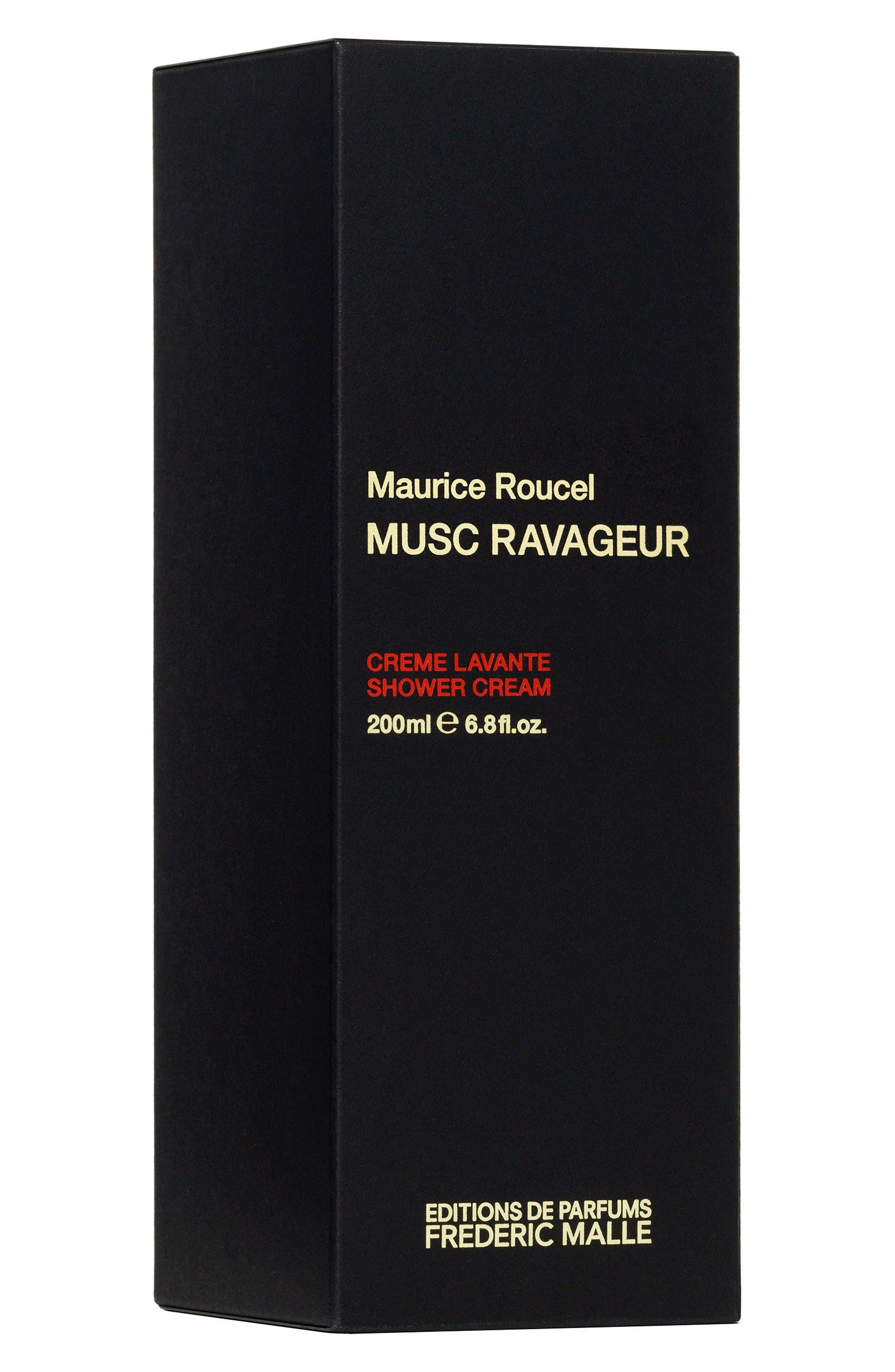 Editions de Parfums Frédéric Malle Musc Ravageur Shower Cream,                             Alternate thumbnail 2, color,                             NO COLOR