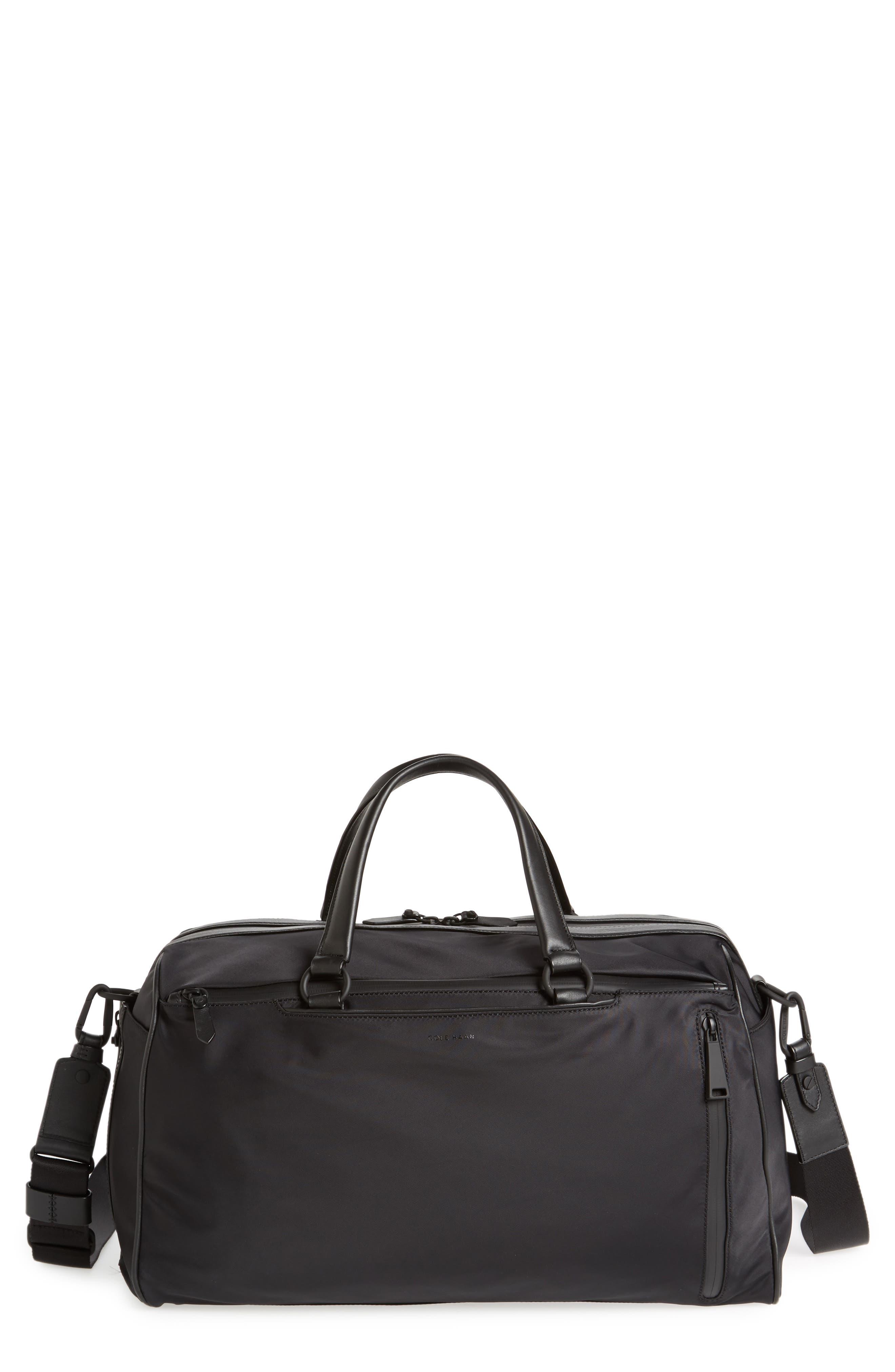 Everyday Nylon Duffel Bag,                         Main,                         color, 001
