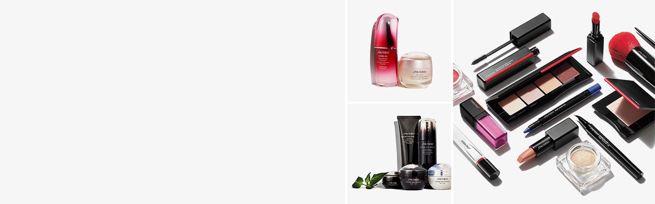 Shiseido: skin care, makeup and fragrances designed to satisfy and serve.