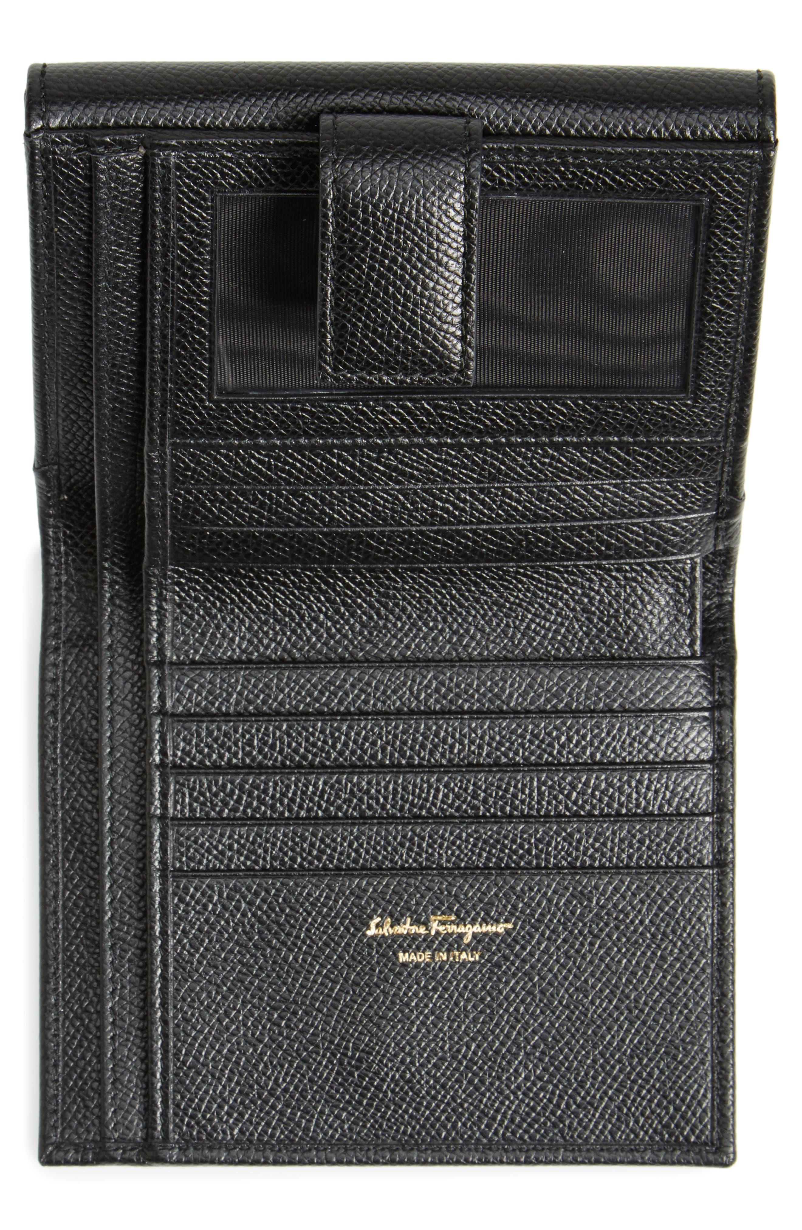 Icona Medium French Wallet,                             Alternate thumbnail 2, color,                             070