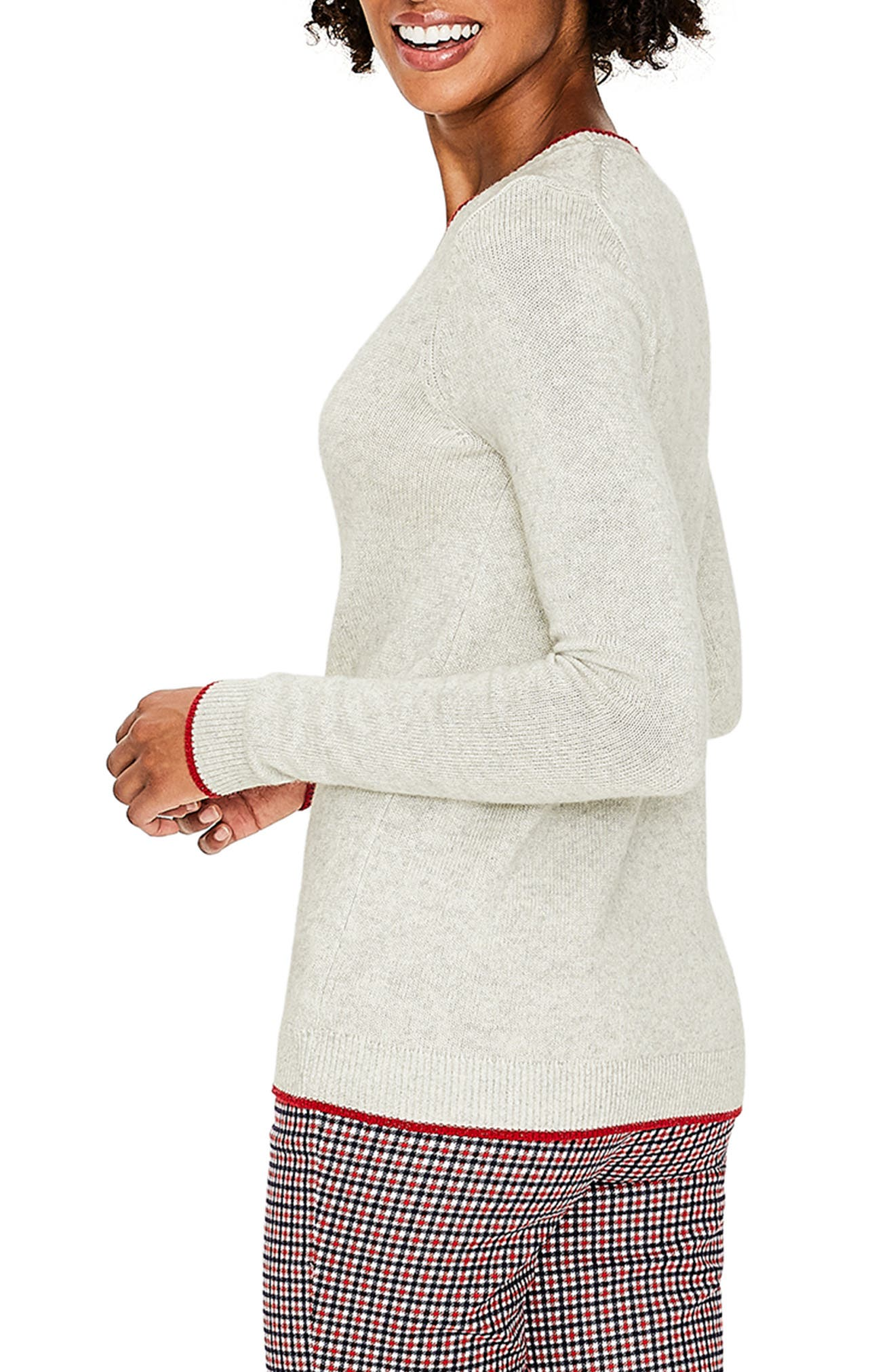 Holiday Sweater,                             Alternate thumbnail 3, color,                             024